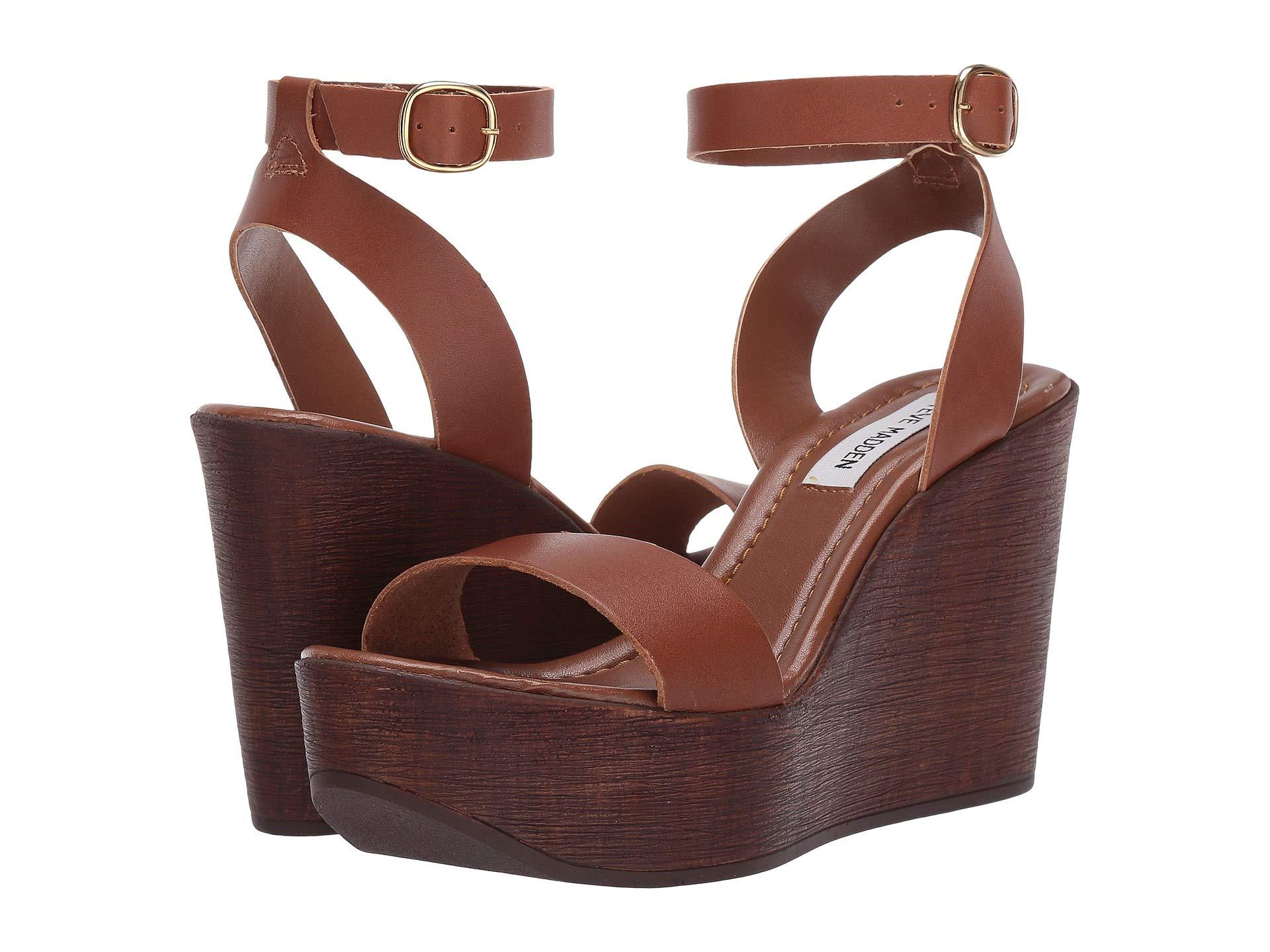 b17c2e631ae7 Lyst - Steve Madden Pansy in Brown