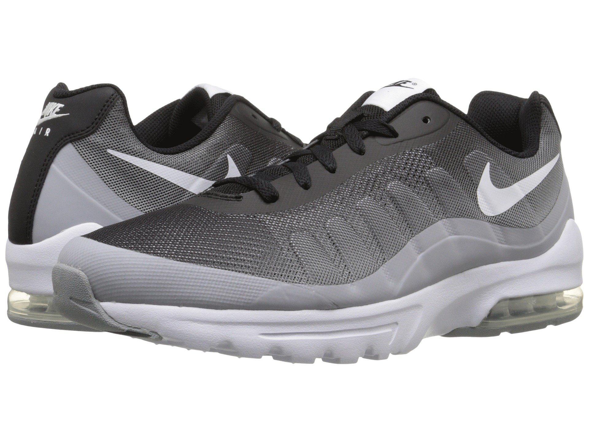 Nike. Men's Gray Air Max Invigor