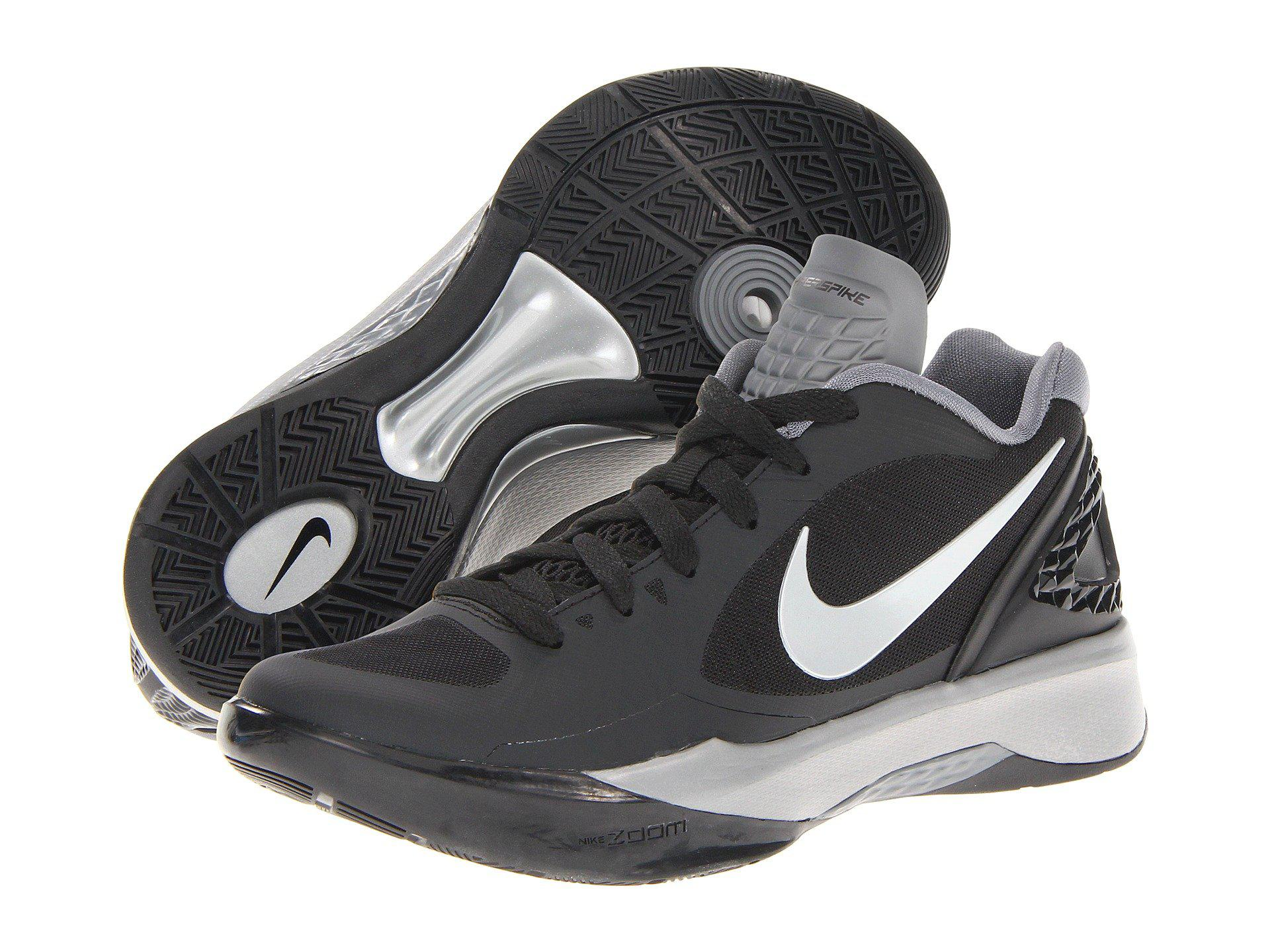2d72a44f80f7 Lyst - Nike Volley Zoom Hyperspike in Metallic for Men