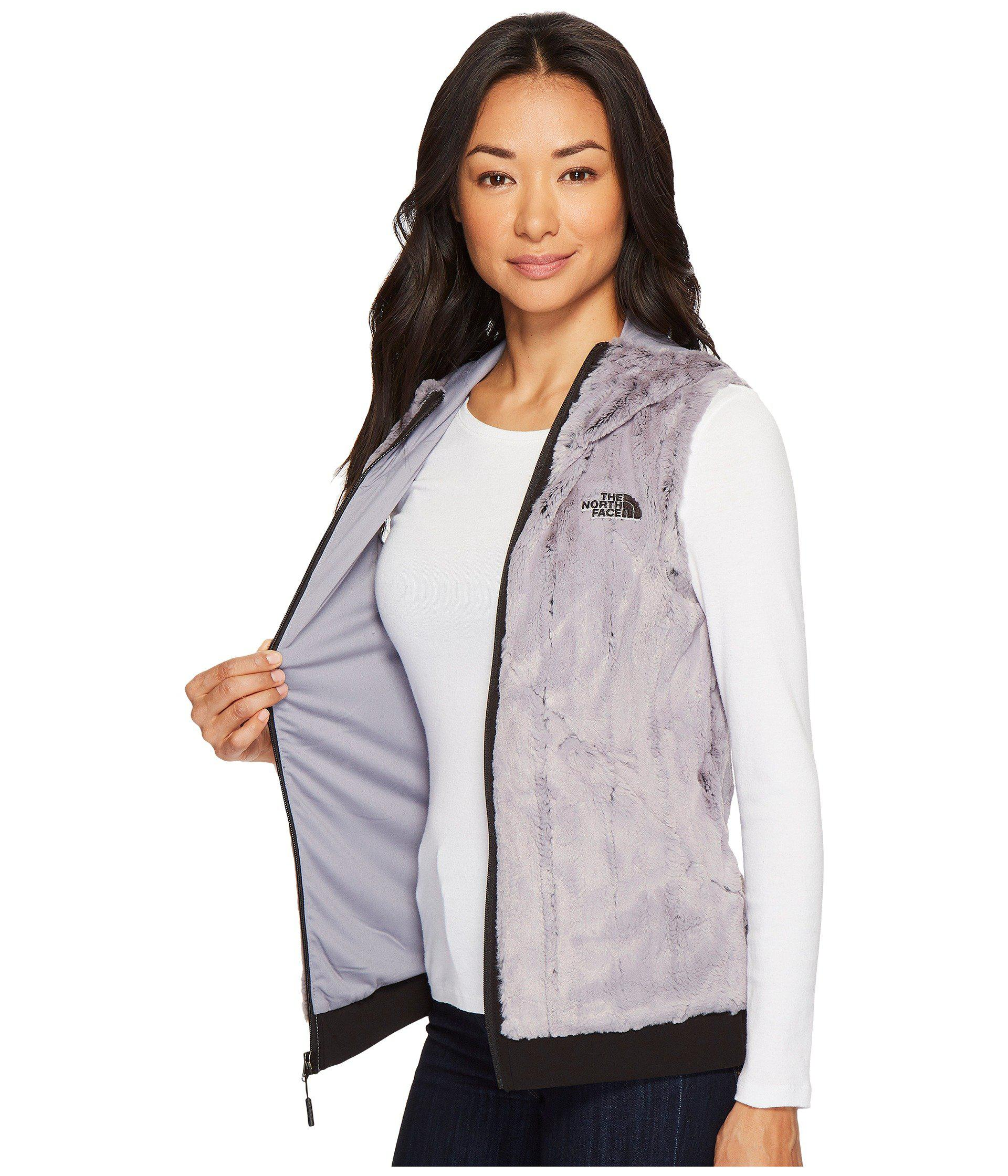 0496162f4b17 Lyst - The North Face Furlander Vest in Gray