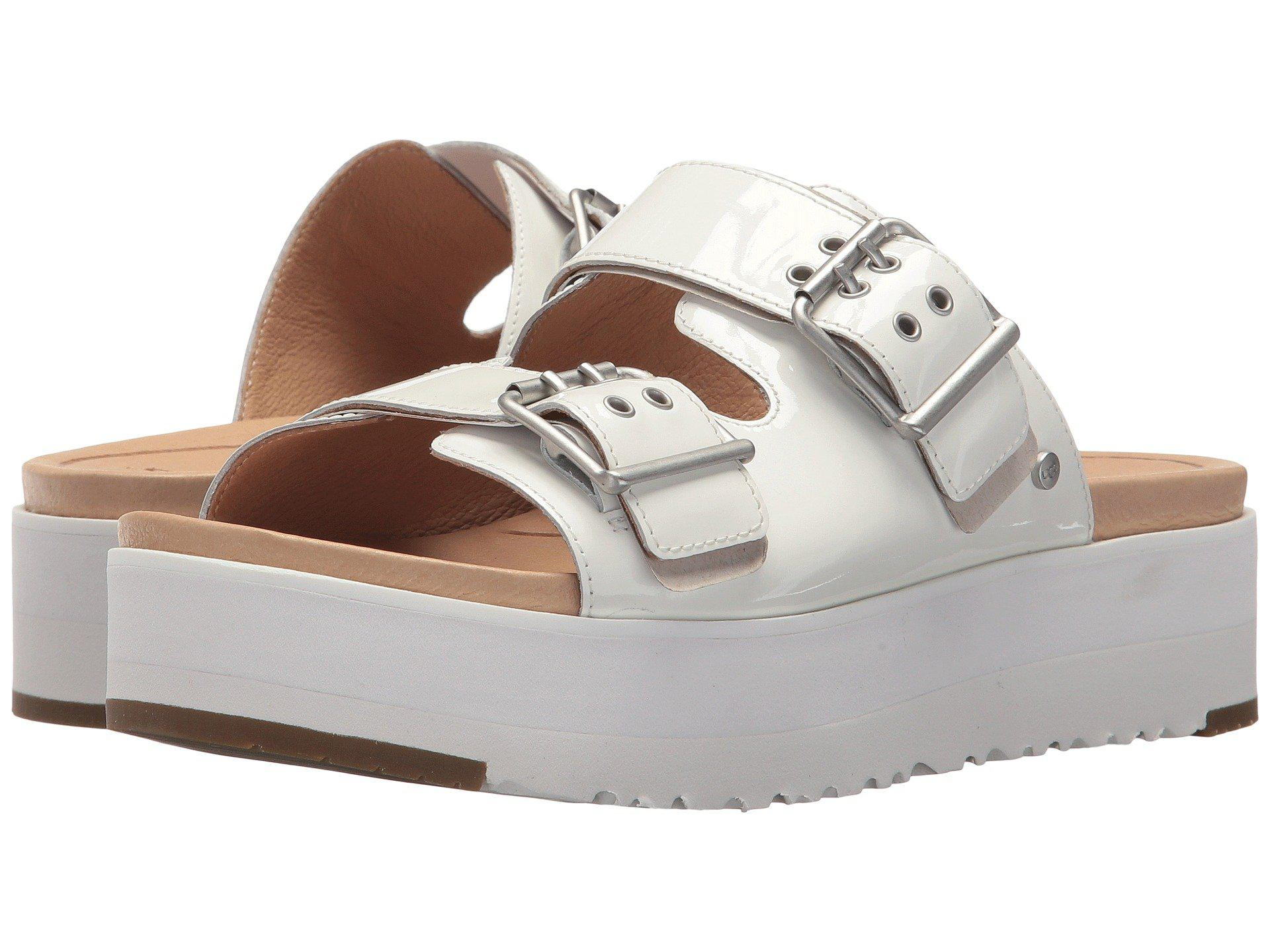 ed2ea860352 Lyst - UGG Cammie in White - Save 6%
