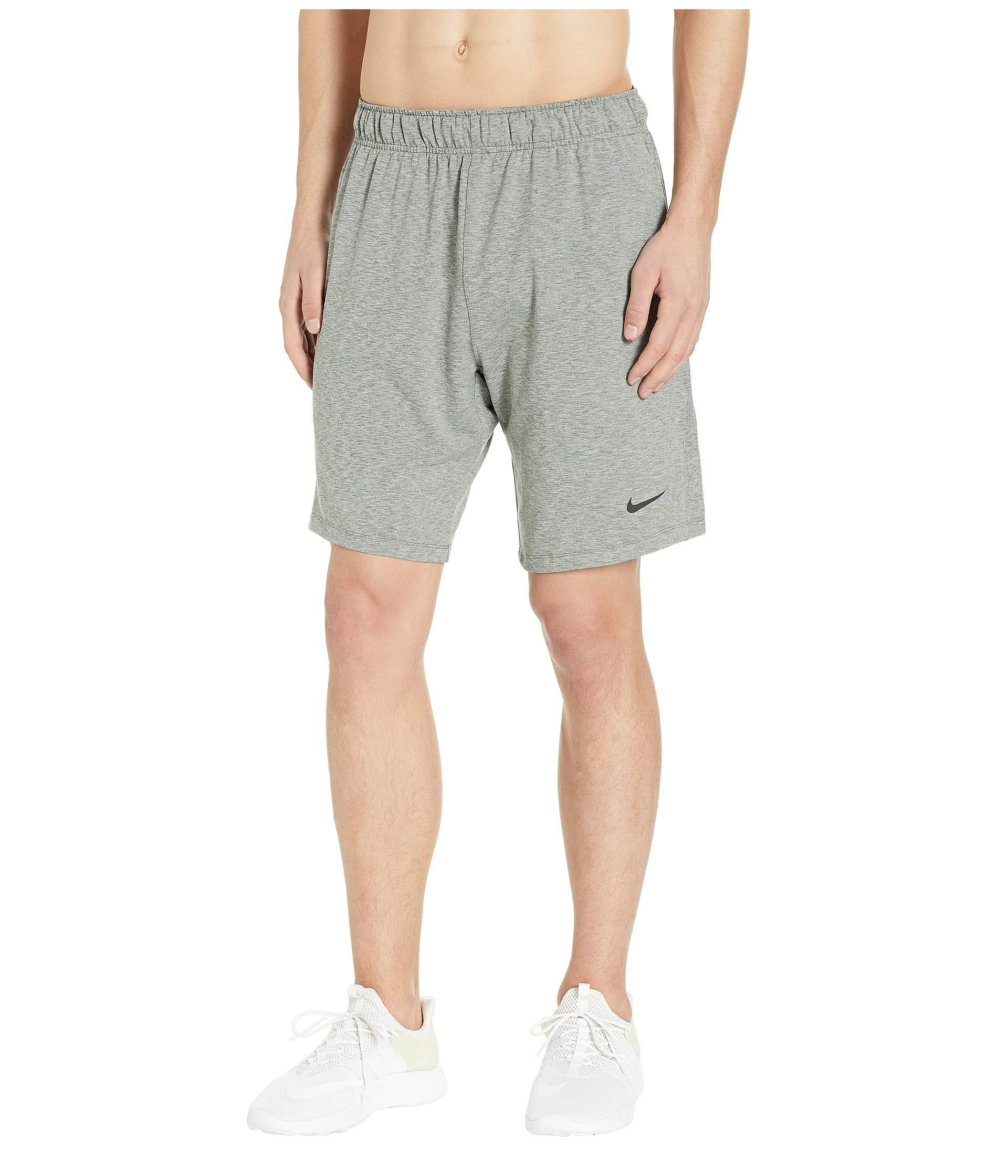 ad4e4aa9 Lyst - Nike Dry Shorts Hyperdry Transcend Lt in Gray for Men