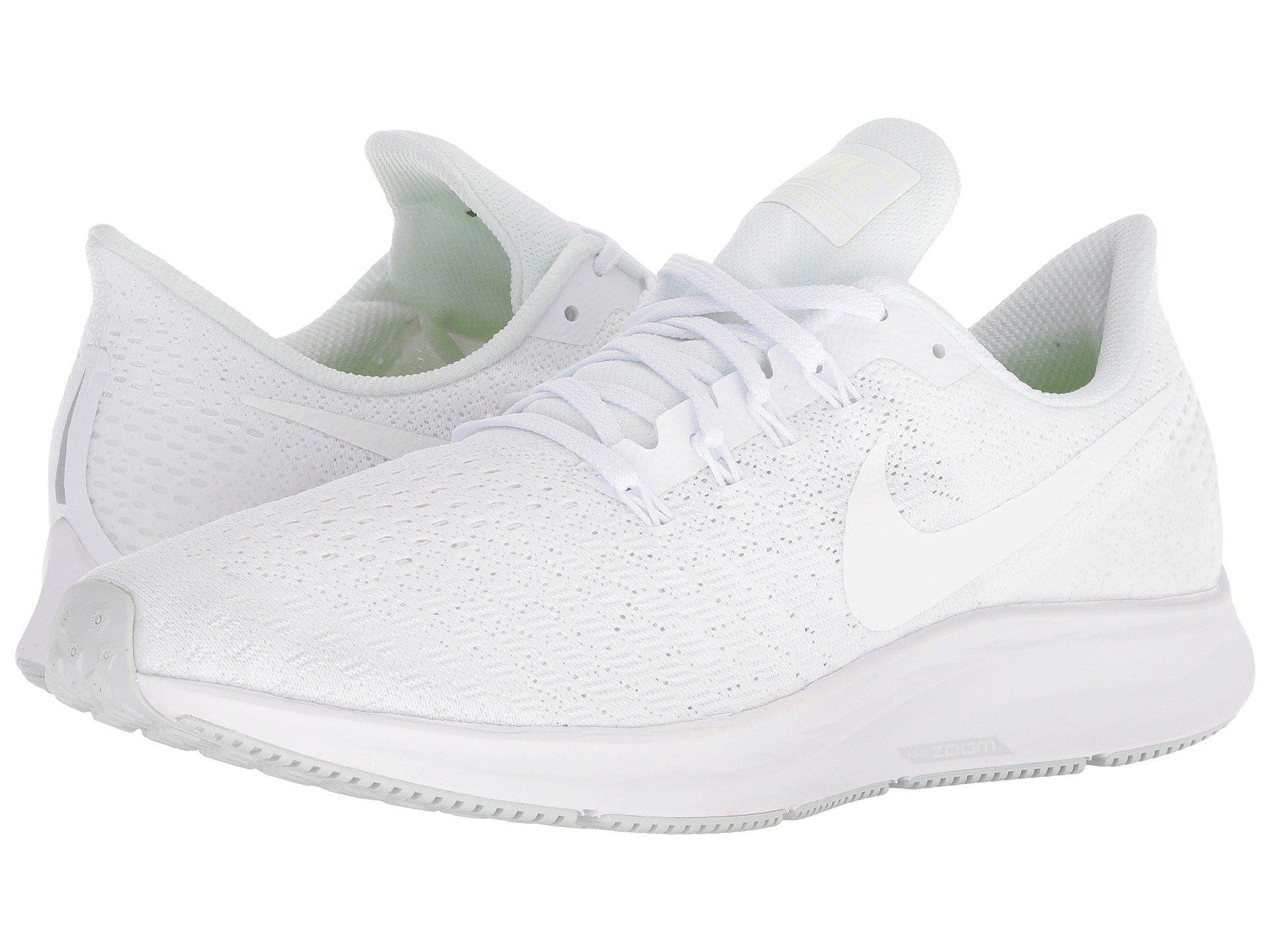 0eb9ed3e0659 Lyst - Nike Air Zoom Pegasus 35 in White for Men - Save 50.0%