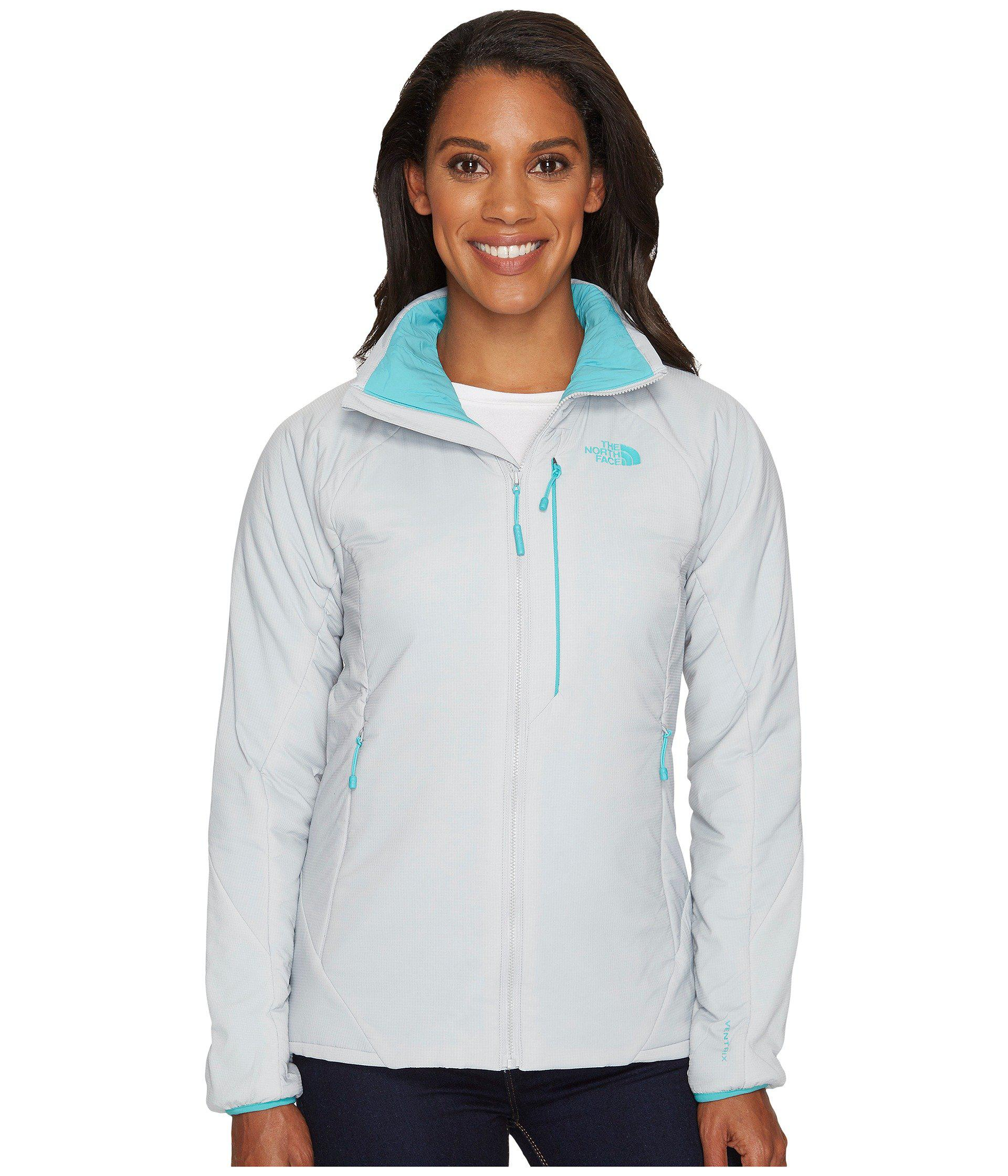 9a4029dba284 Lyst - The North Face Ventrix Jacket in Blue - Save 43%