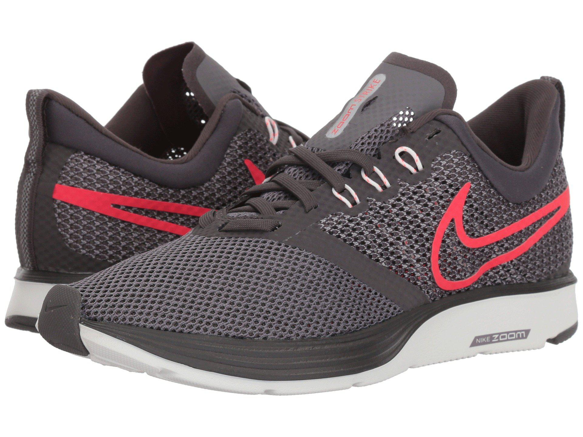 cee60446f4fbb Lyst - Nike Zoom Strike in Gray - Save 2%