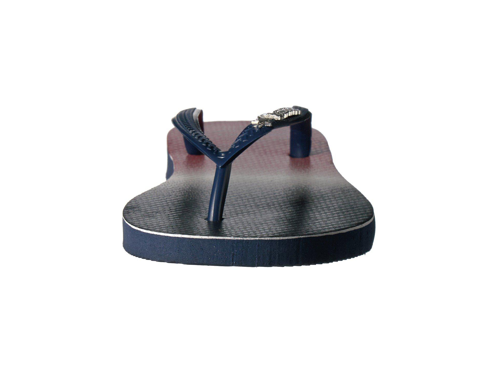 c9e290cfce54 Lyst - Havaianas Slim Usa Ombre Sandal in Blue