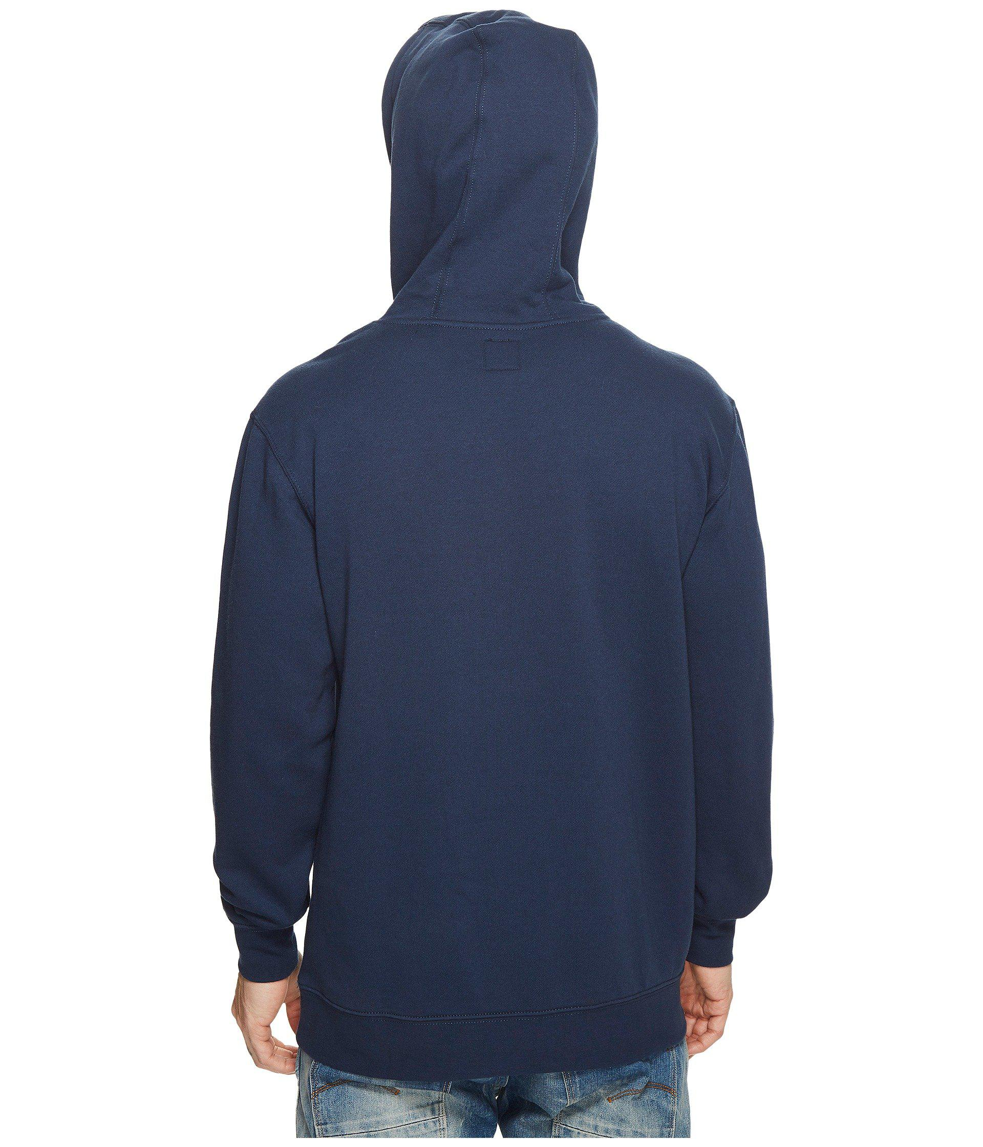 fc07284fe4 Lyst - Vans X Peanuts Holiday Pullover Hoodie in Blue for Men