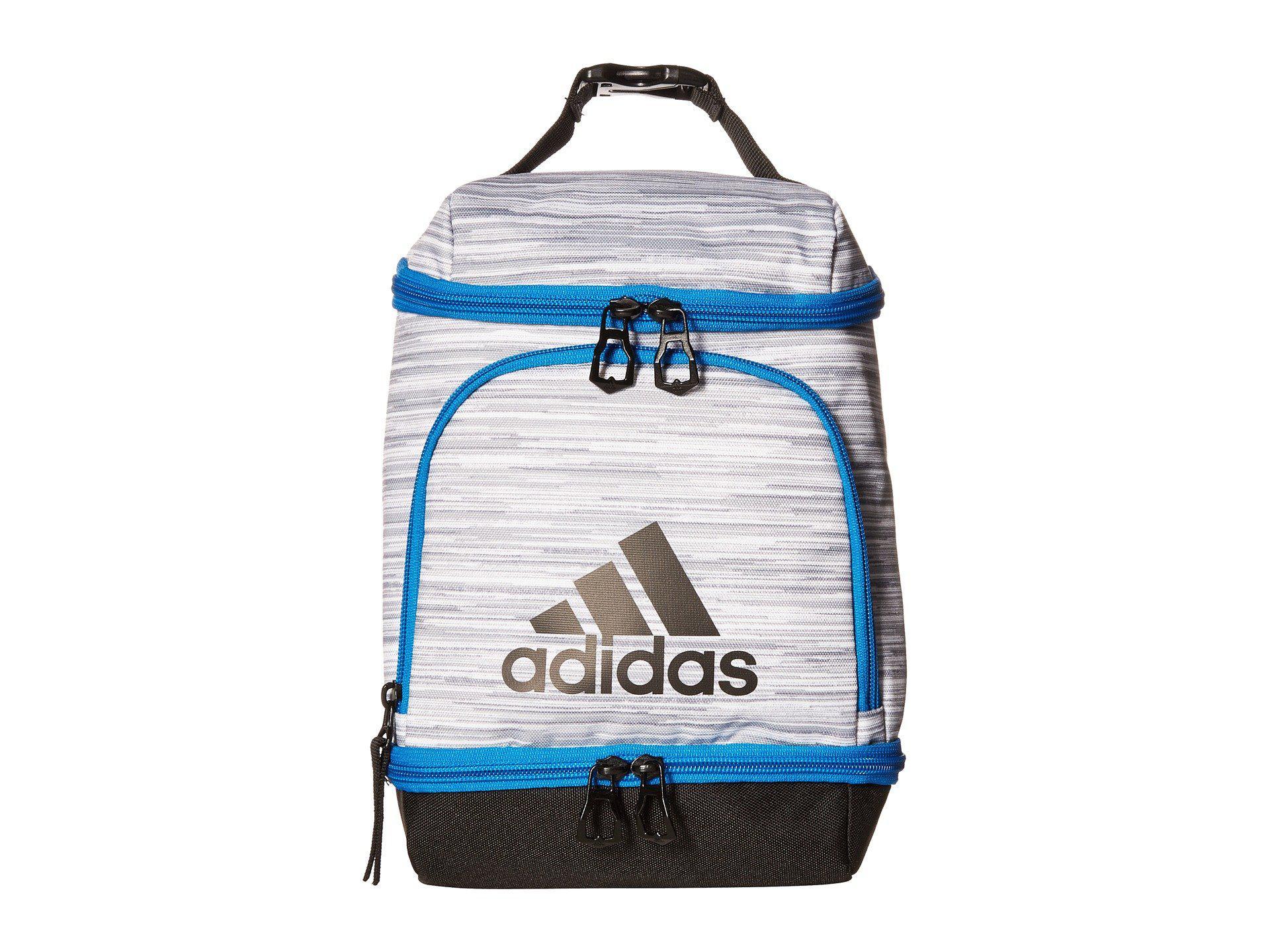 ade50bf35af2 Adidas - Blue Excel Lunch Bag - Lyst. View fullscreen