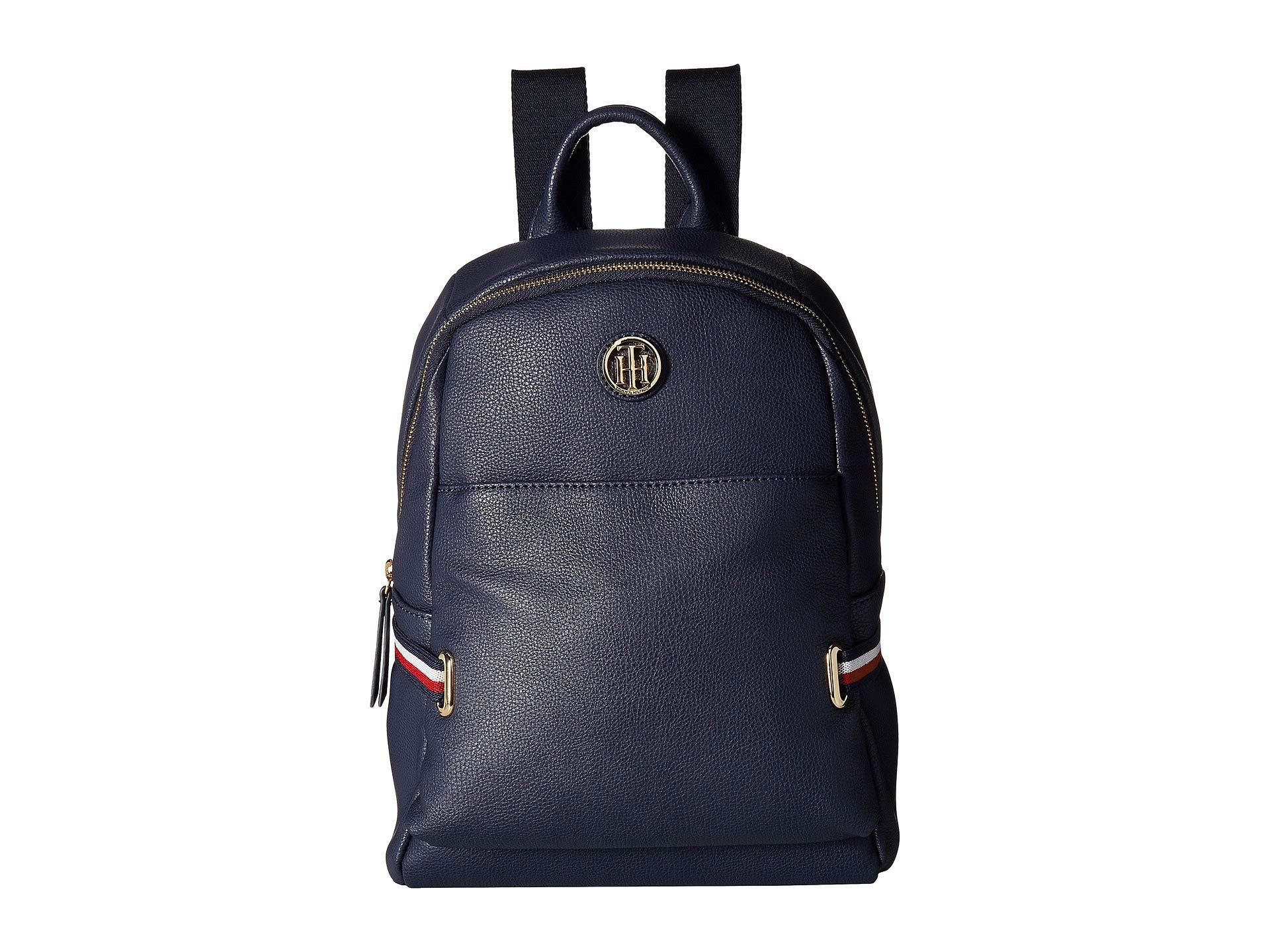 Lyst - Tommy Hilfiger Sanford Backpack in Blue e7de2bffc0939