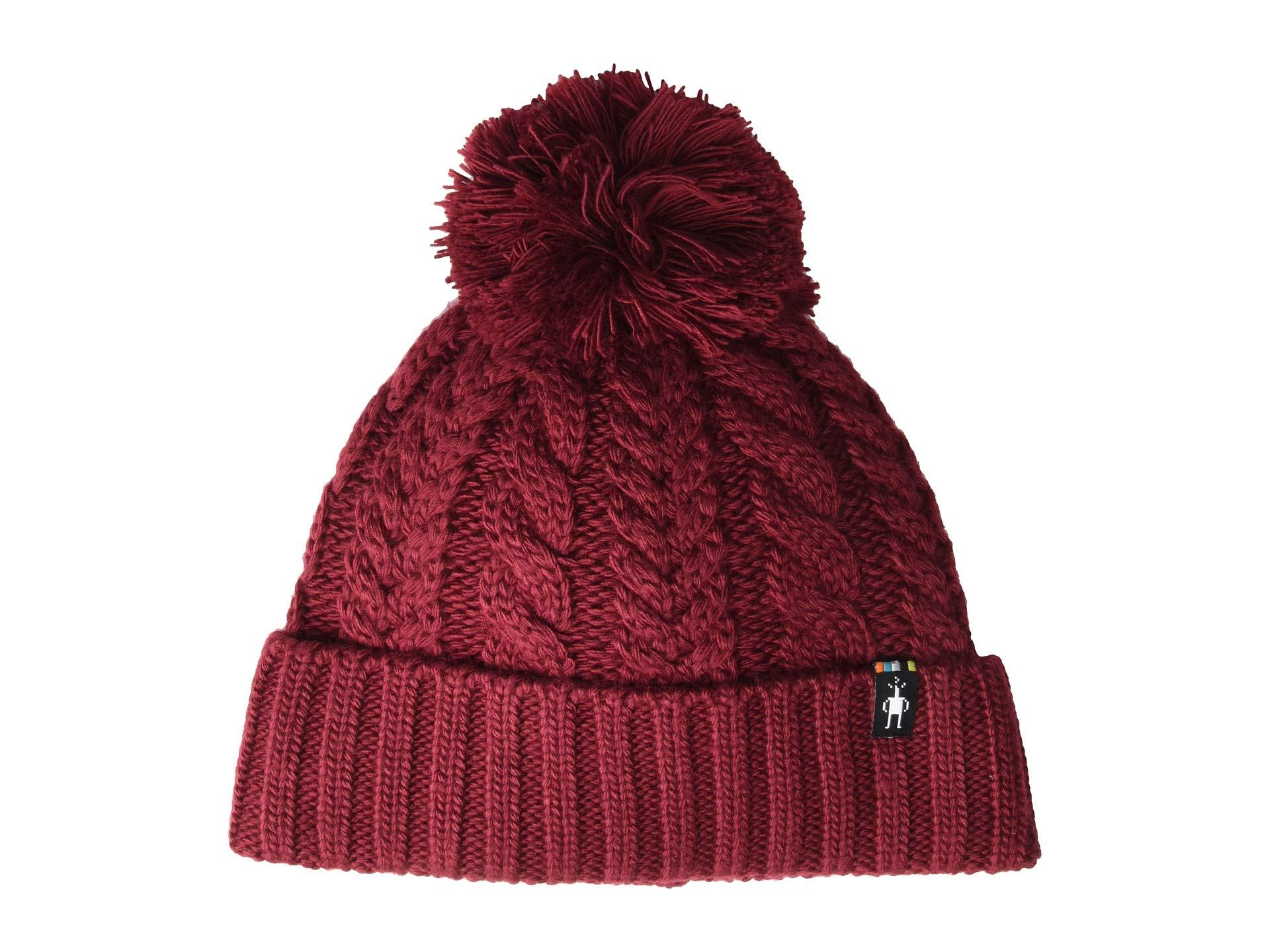 fd1f7b5ac04 Lyst - Smartwool Ski Town Hat in Red - Save 40%