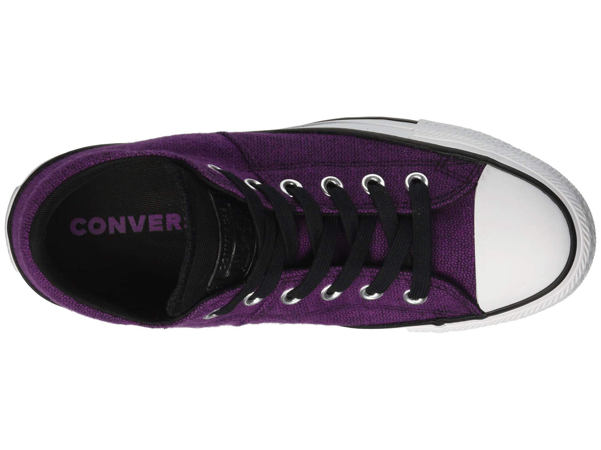 Converse - Purple Chuck Taylor All Star Madison - Ox - Lyst. View fullscreen e5d99814c