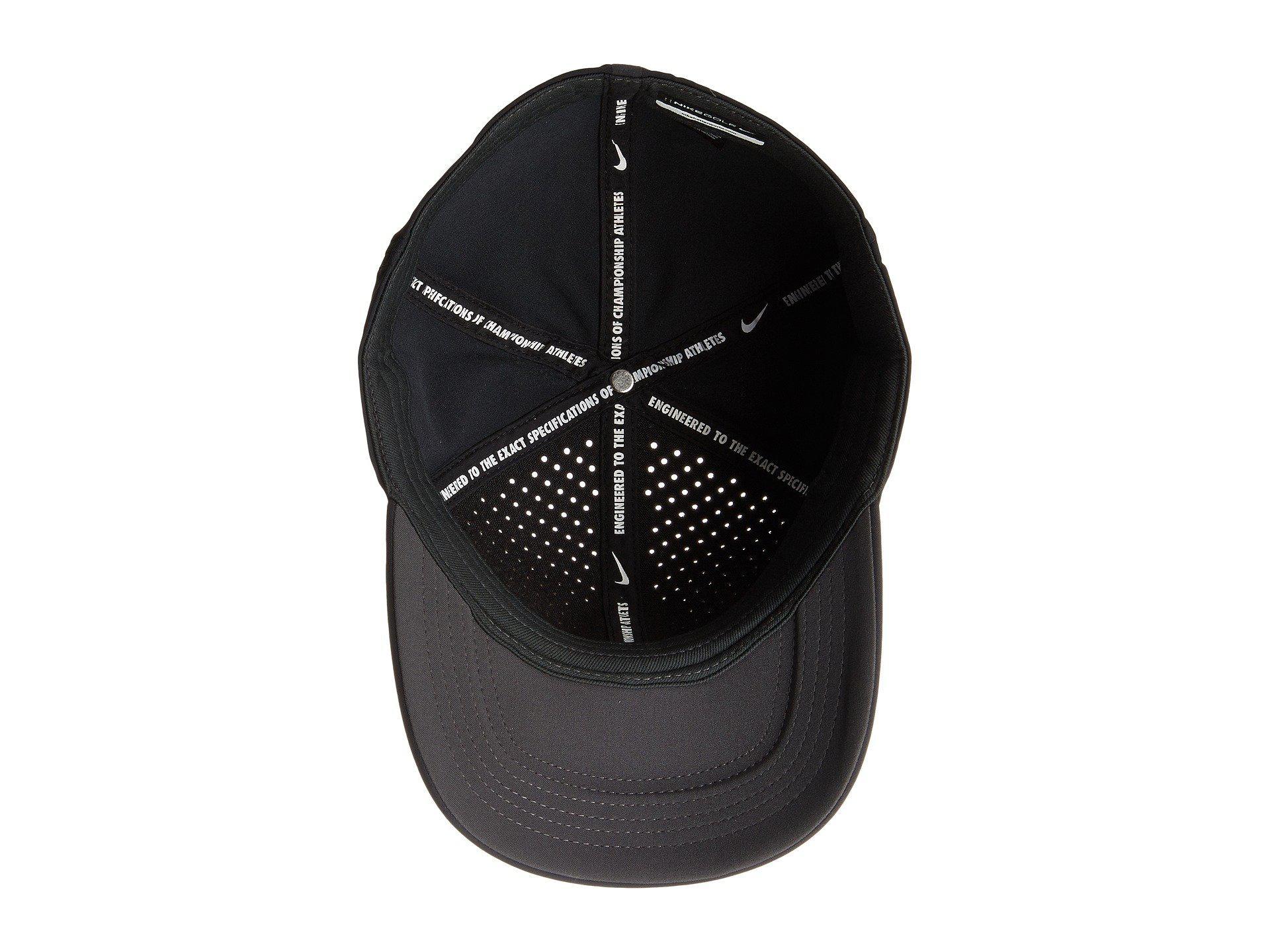 Lyst - Nike Tiger Woods Classic99 Statement Cap in Black for Men ff7b0aad41b