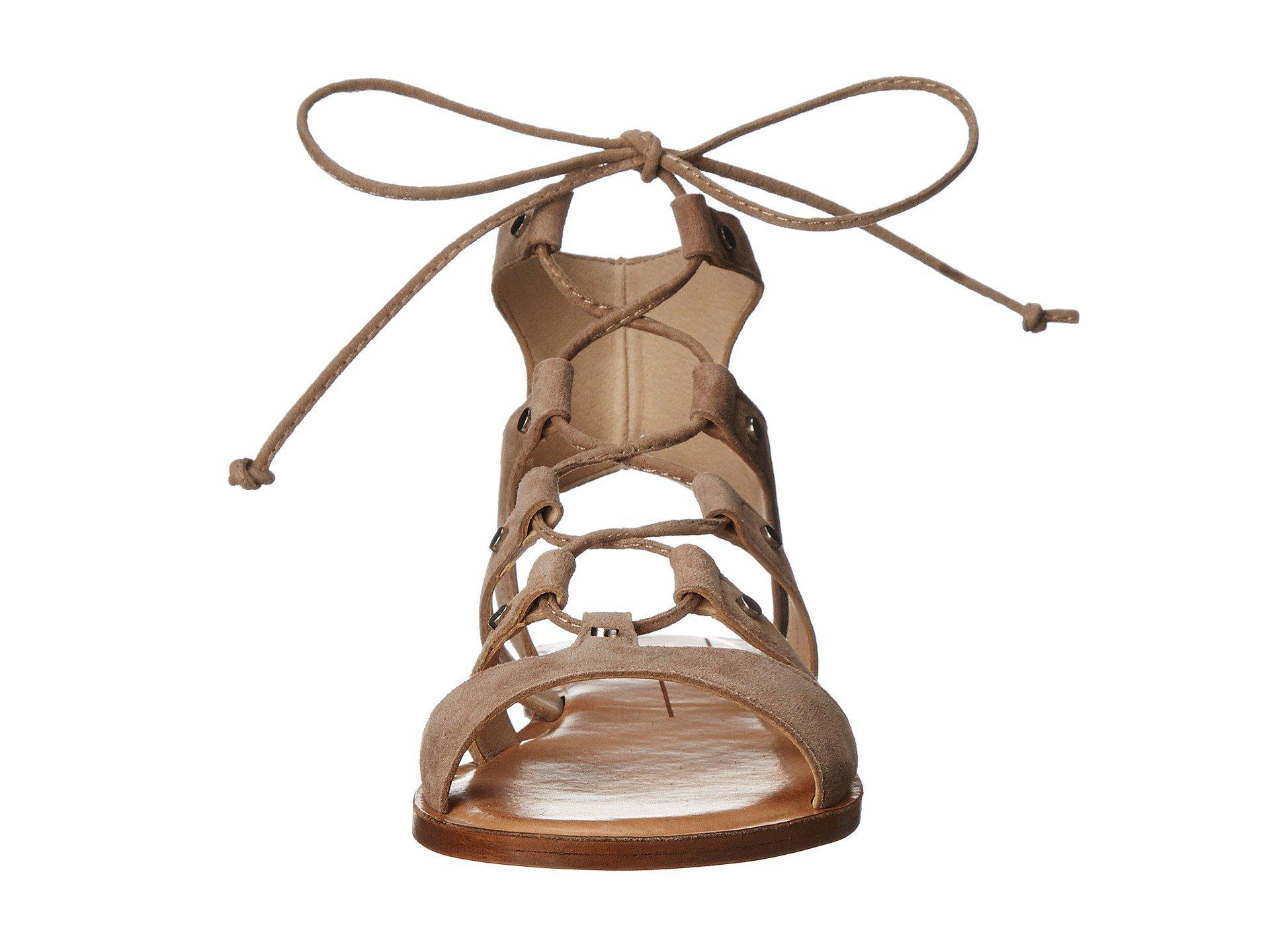 Dolce Vita Jasmyn Gladiator Sandal In Brown Lyst