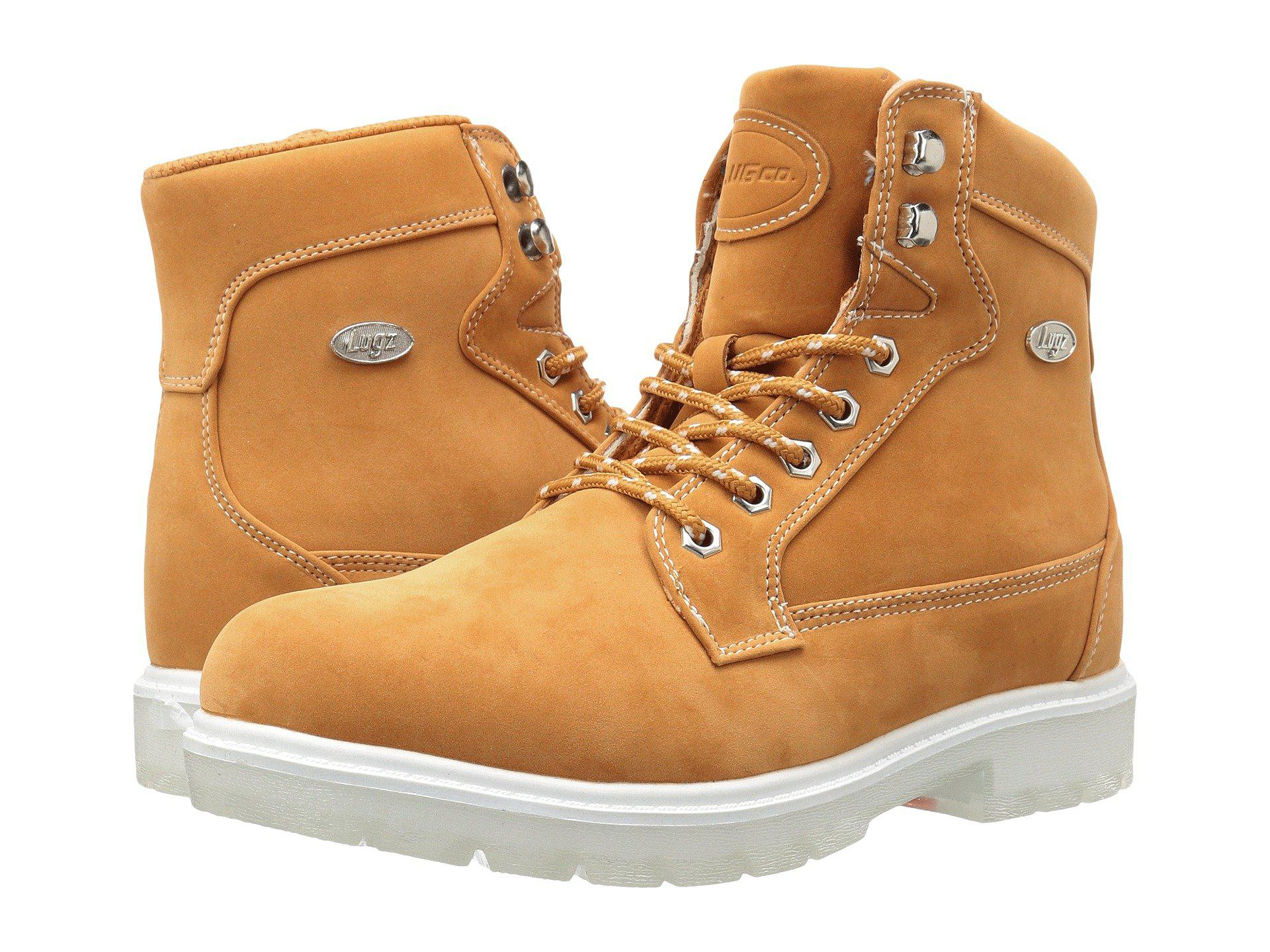 e3395ee040e8 Lyst - Lugz Regiment Hi Tl in Brown for Men