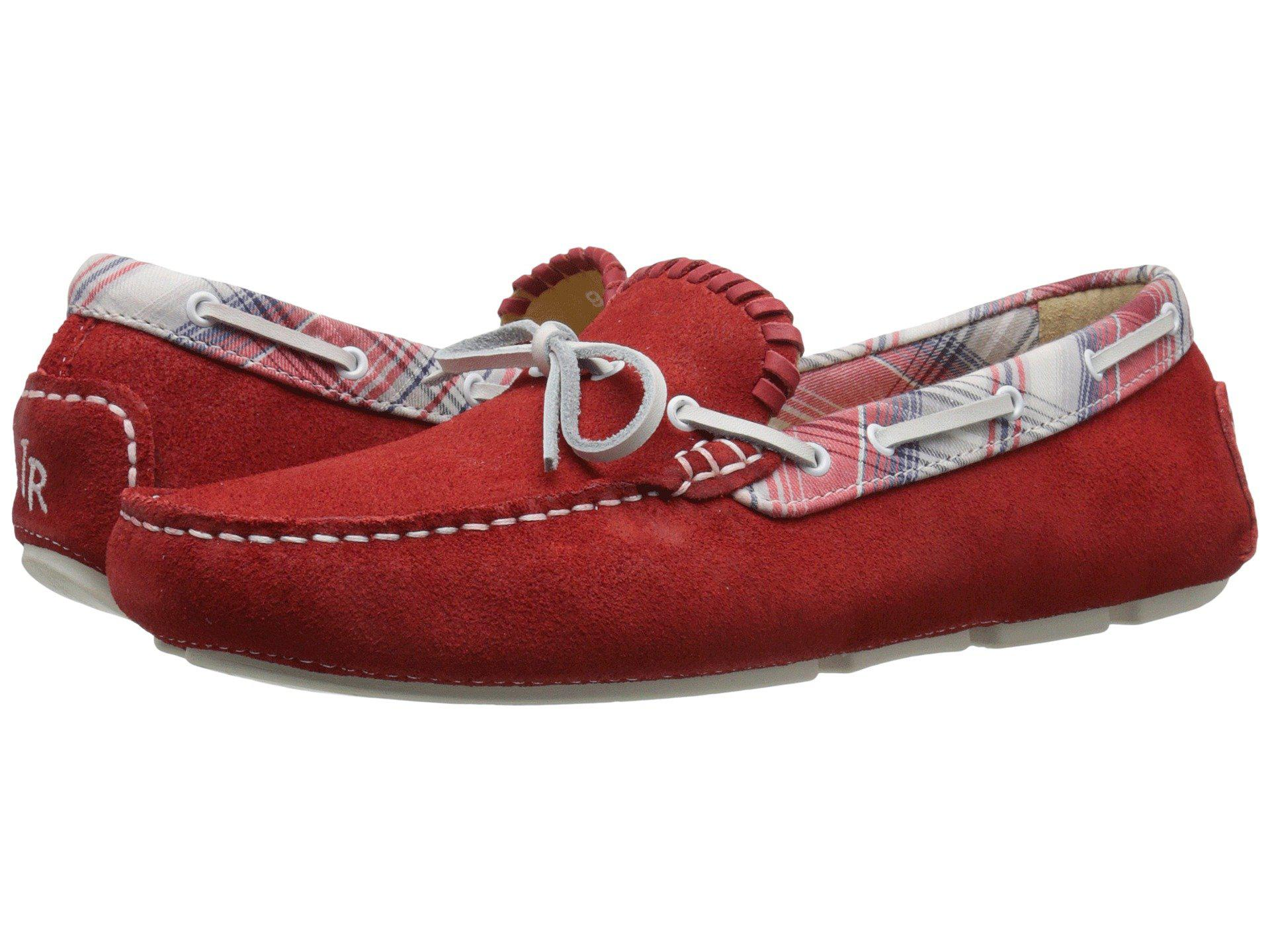 Jack Rogers Paxton Suede