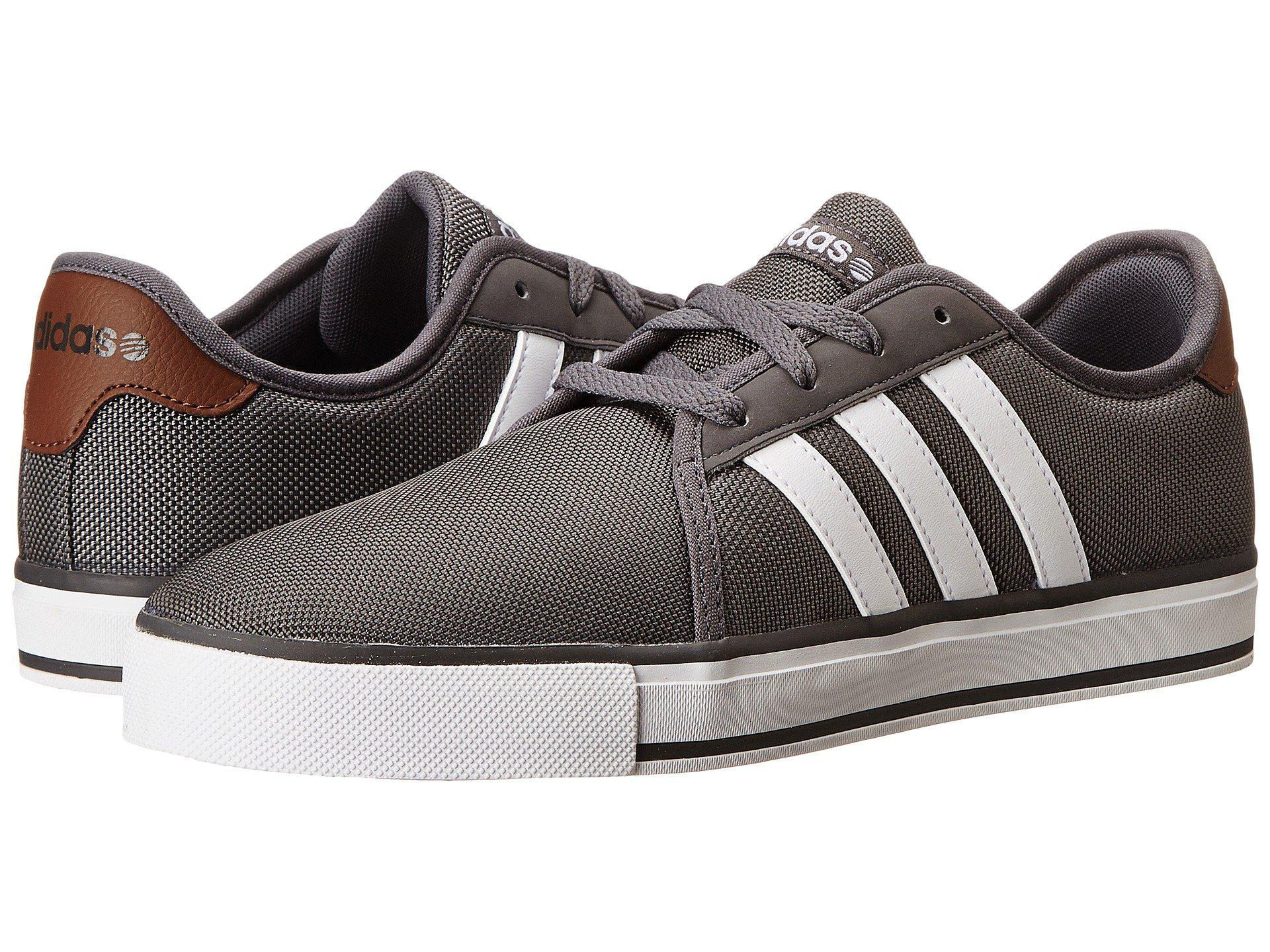 Adidas Sneakers Mens - Adidas Sk Lvs Grey White