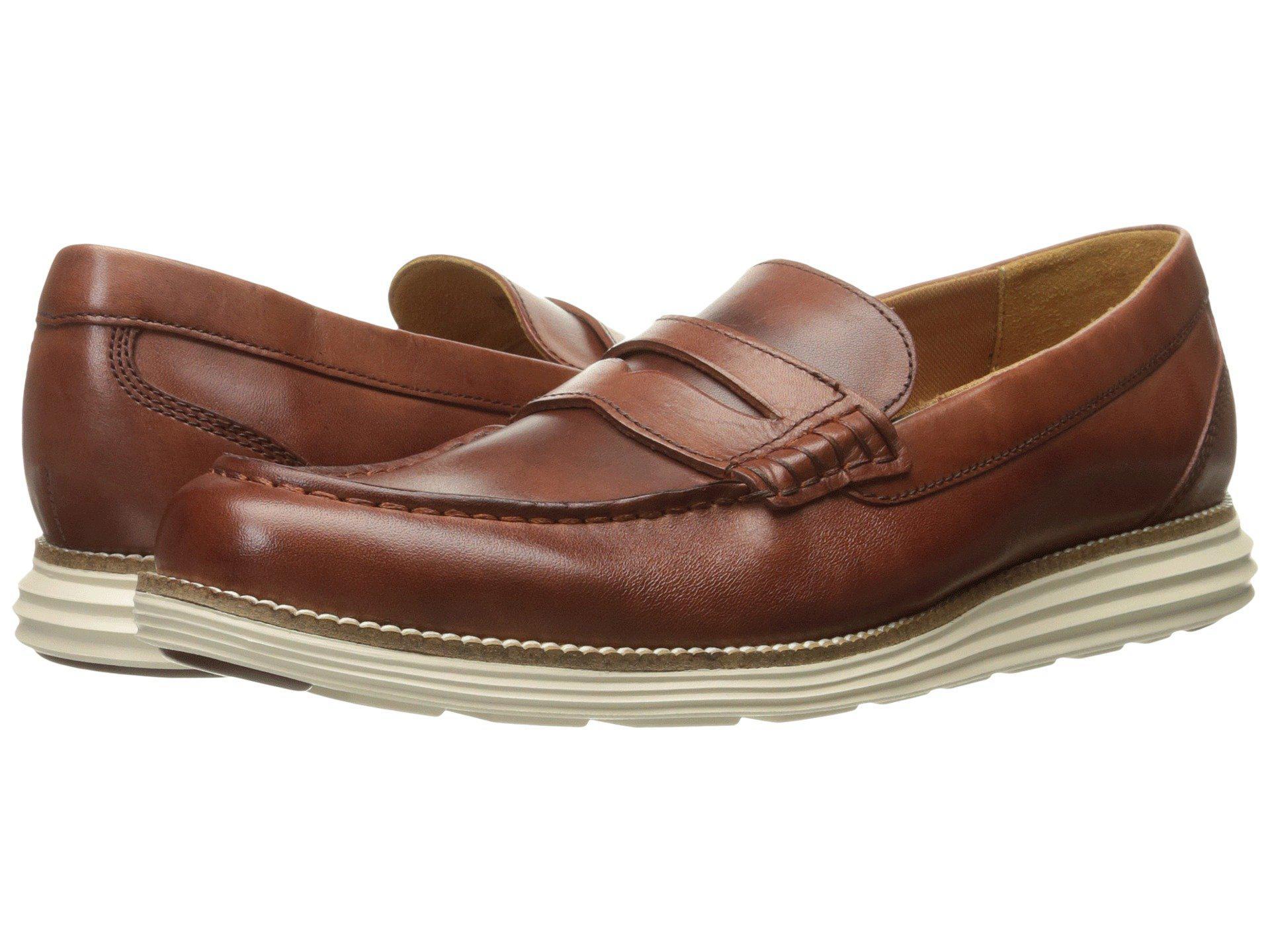 00d238afd06 Lyst - Cole Haan Original Grand Penny Loafer in Brown for Men