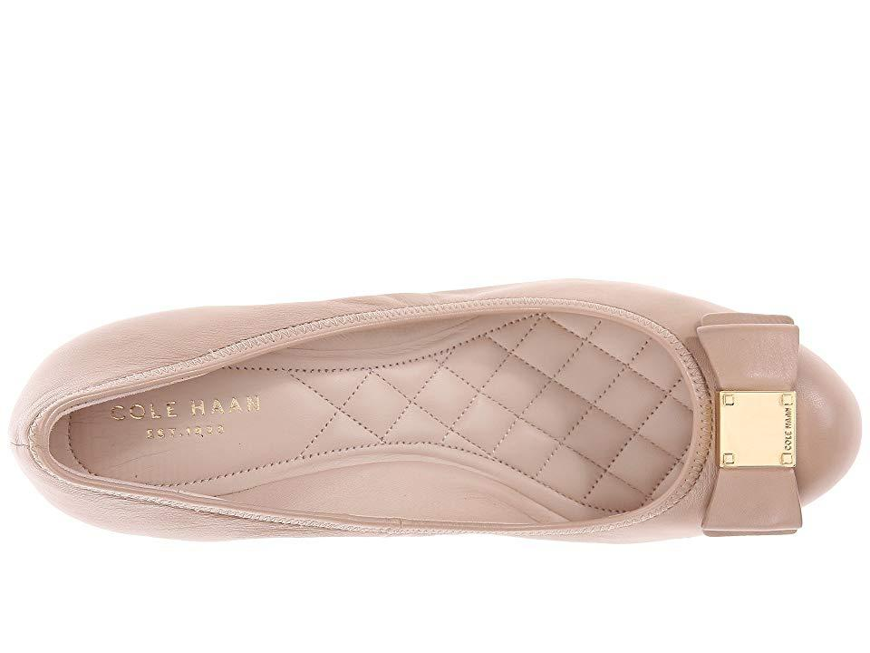 40288401b Cole Haan - Multicolor Tali Grand Bow Wedge 65 (maple Sugar) Wedge Shoes -.  View fullscreen
