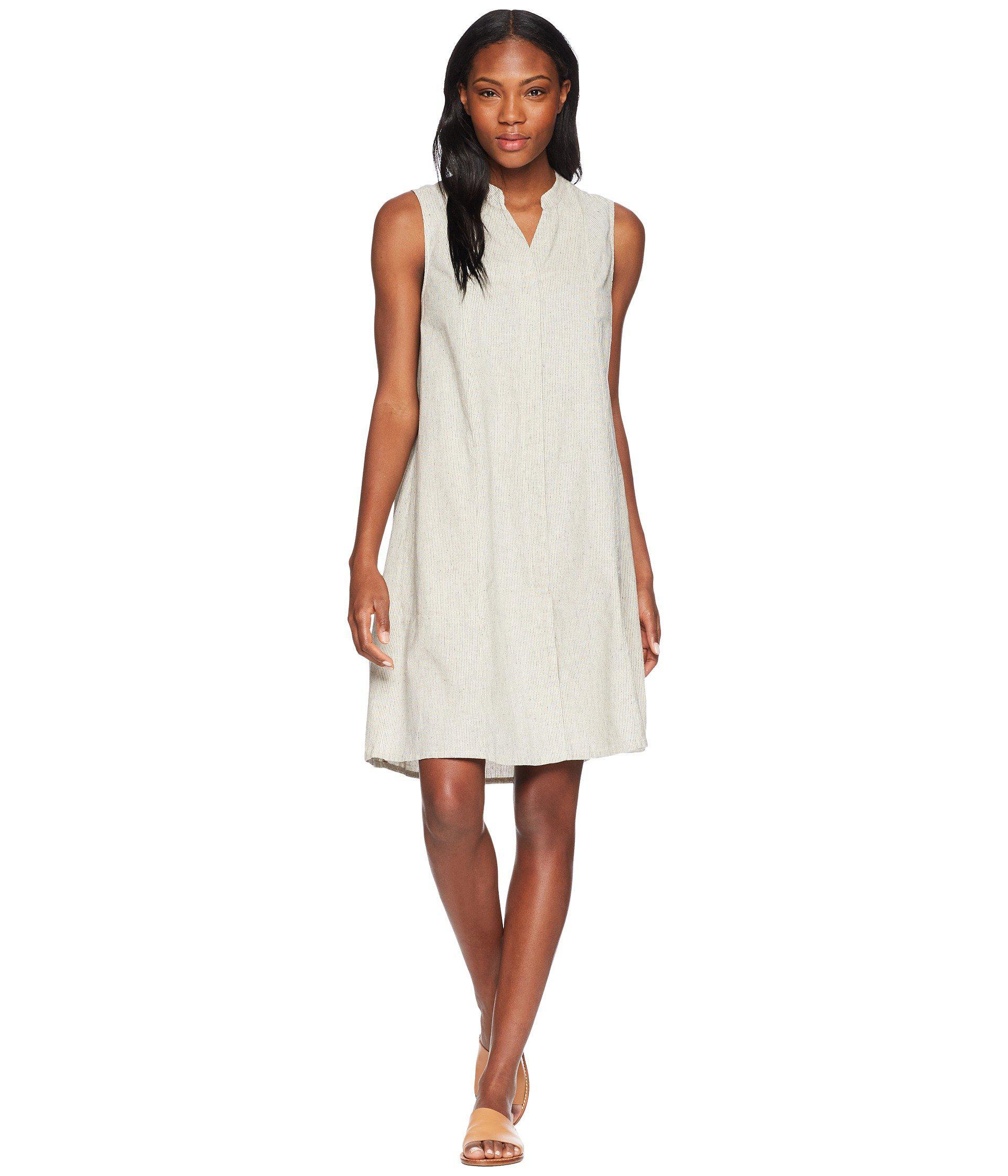 c32c80bfb4770 Lyst - Nau Straight Up Sleeveless Dress in White - Save 42%