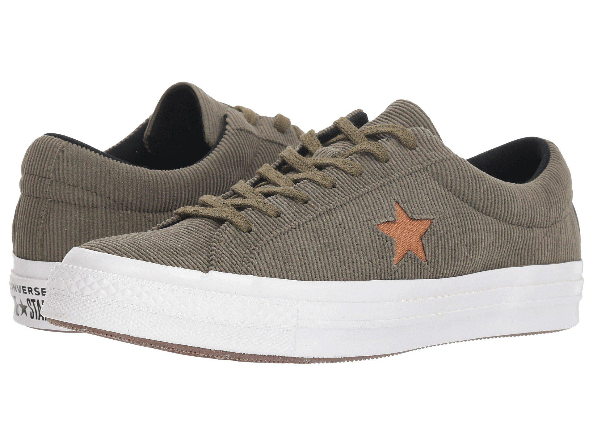 679346fa387a Converse - Multicolor One Star - Corduroy Ox - Lyst. View fullscreen