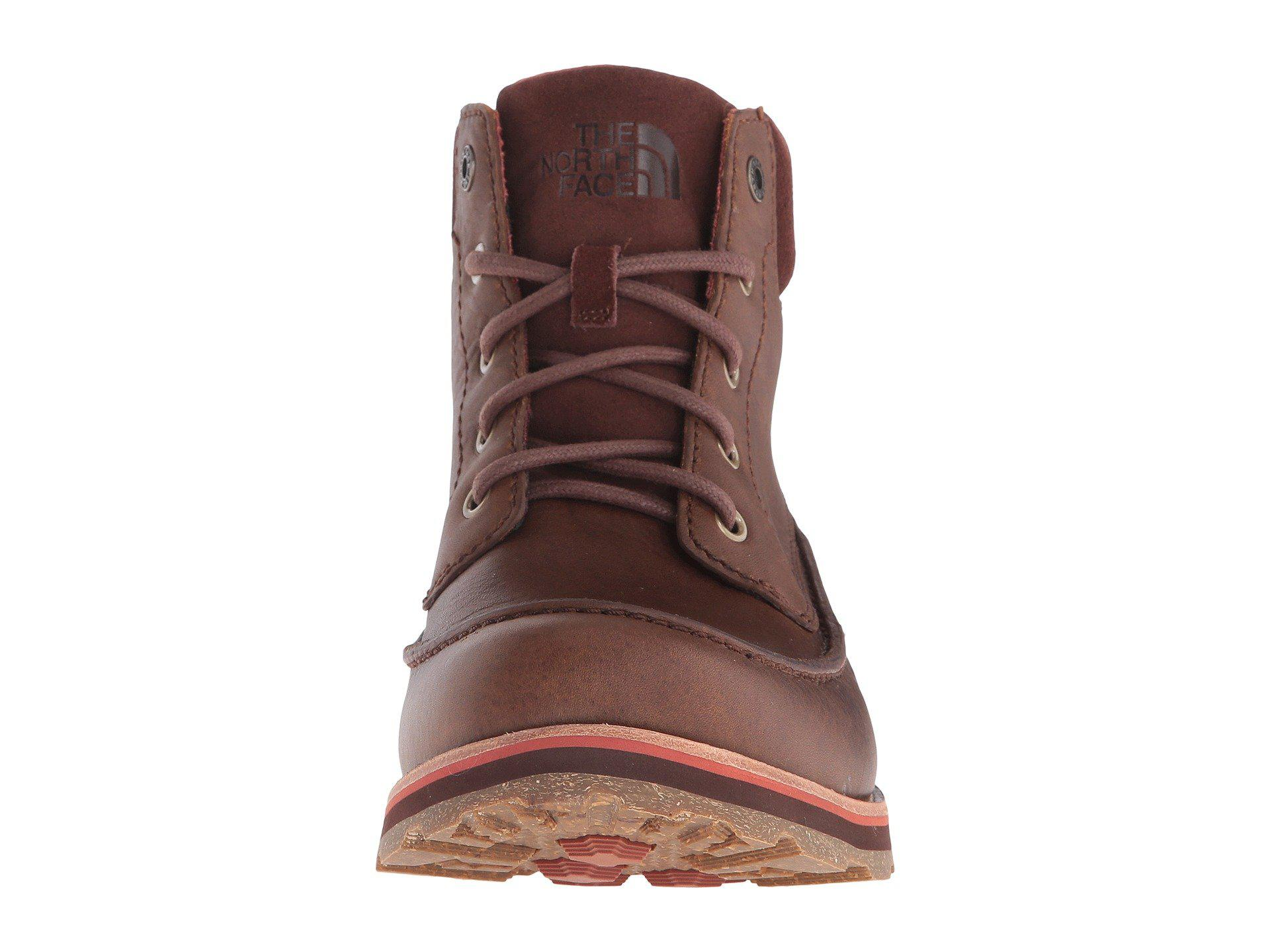 929fb5d9a95 Lyst - The North Face Bridgeton Chukka in Brown for Men