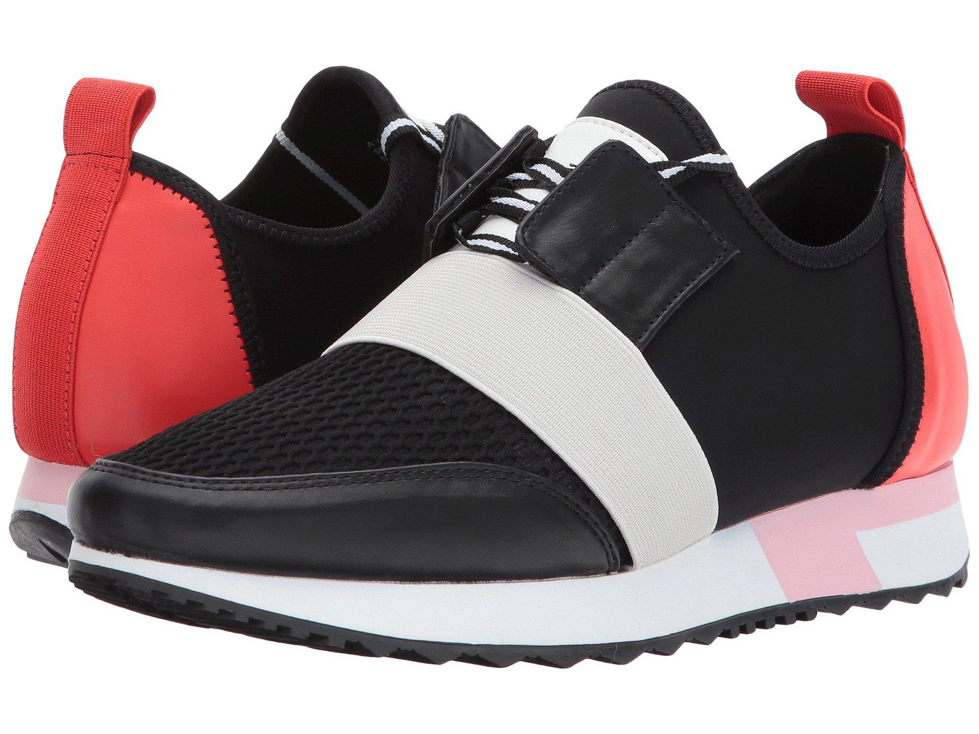 22b194e3031 Lyst - Steve Madden Antics Sneaker in Black - Save 4.838709677419359%