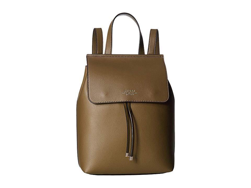 e9b0c4e3bcf Women's Green Ella Backpack (olive) Backpack Bags