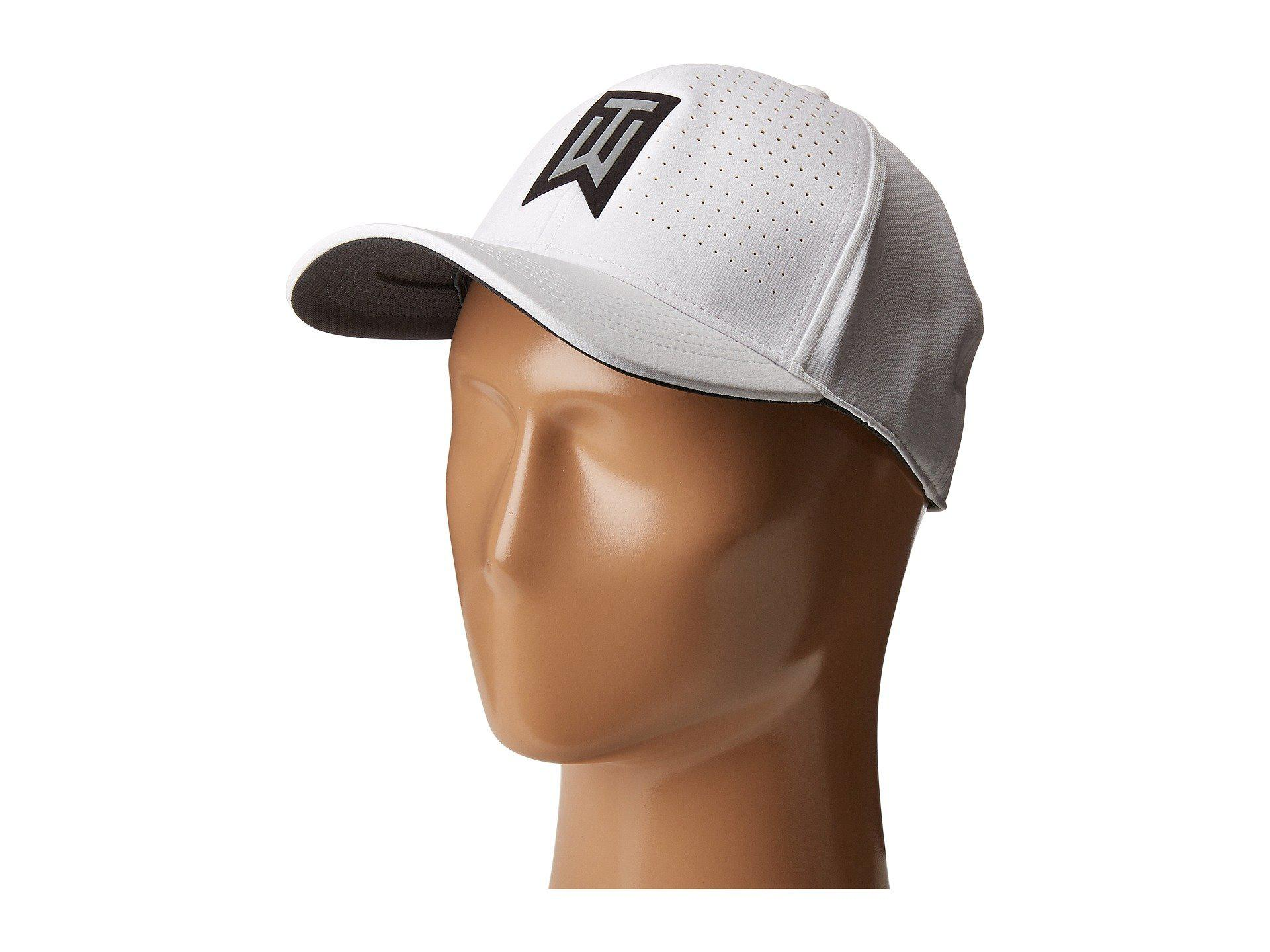8ed8349c7ac Lyst - Nike Tiger Woods Classic99 Statement Cap in White for Men