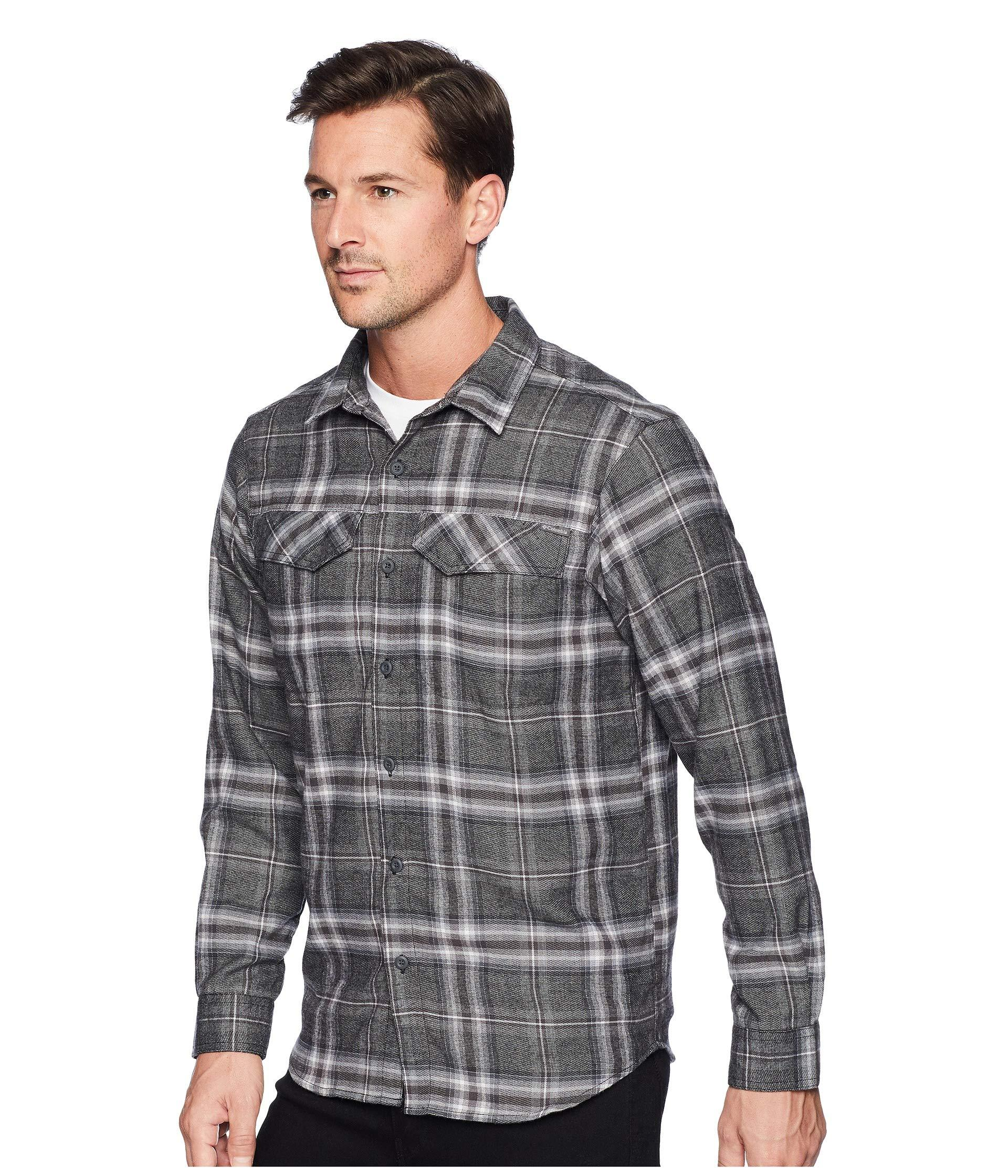 b06f35e08d8 Lyst - Columbia Silver Ridge Flannel Long Sleeve Shirt for Men