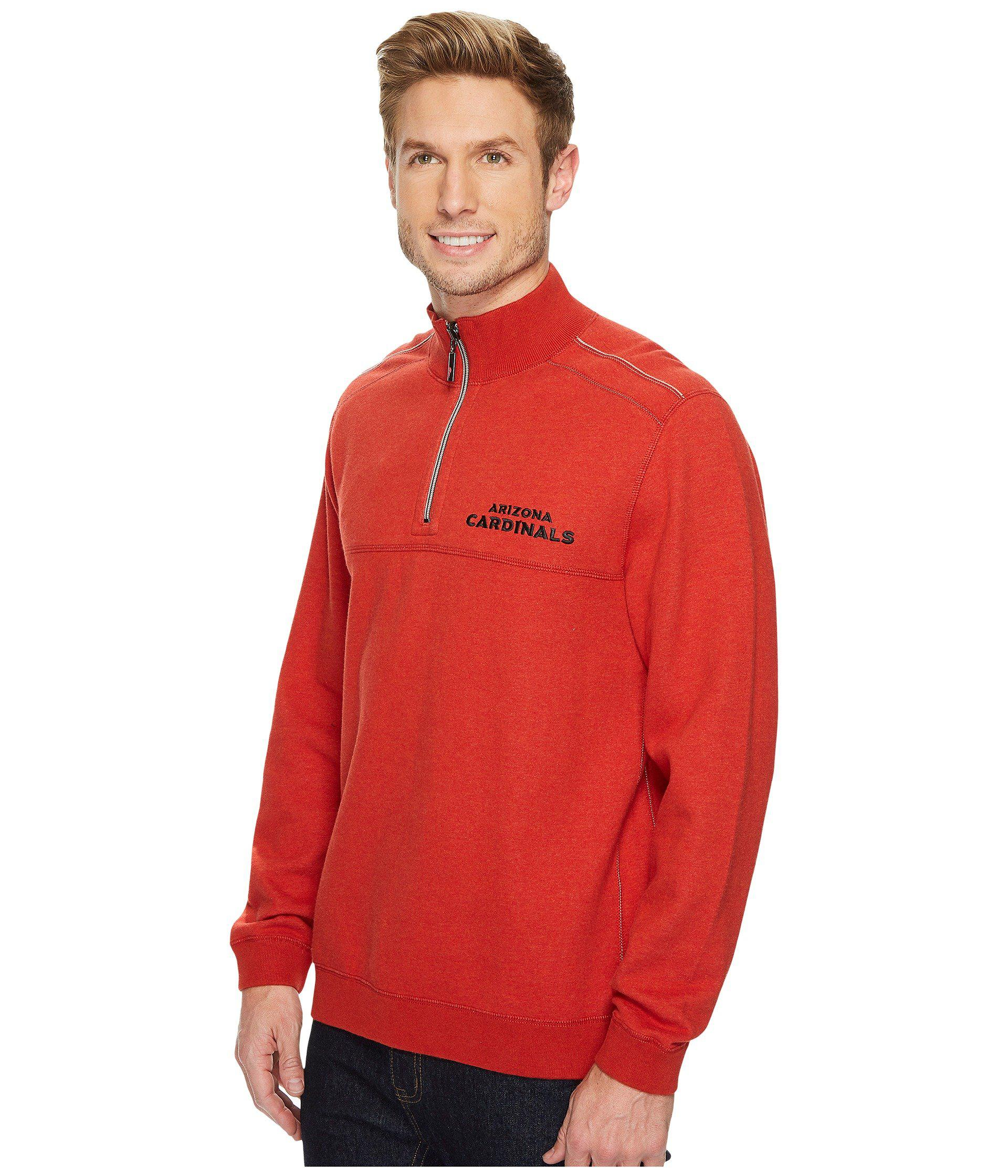 Lyst - Tommy Bahama Reversible Nfl Flip Drive 1 2 Zip Pullover in Red for  Men - Save 79% b8d4eed68