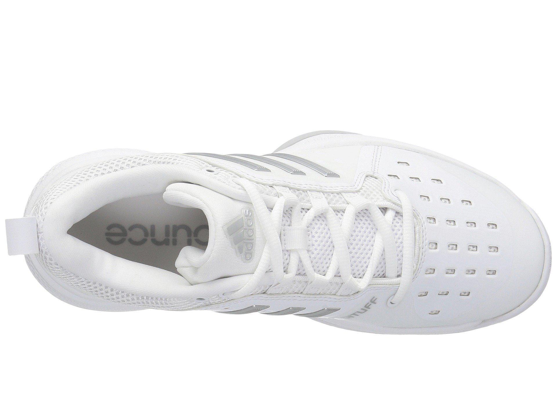 288c78068 Adidas - Metallic Barricade Classic Bounce - Lyst. View fullscreen