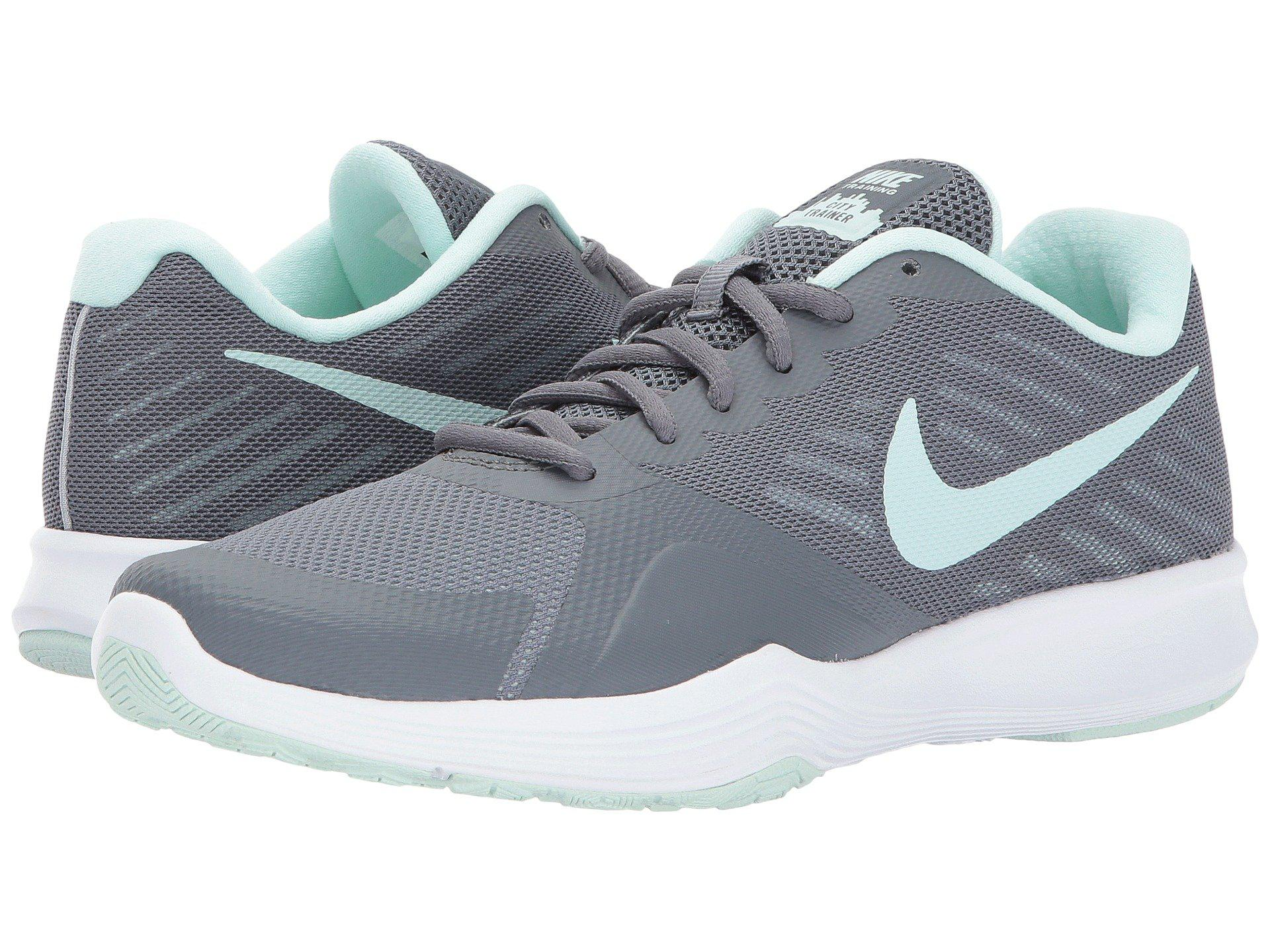 28e46383d7b Lyst - Nike City Trainer in Gray