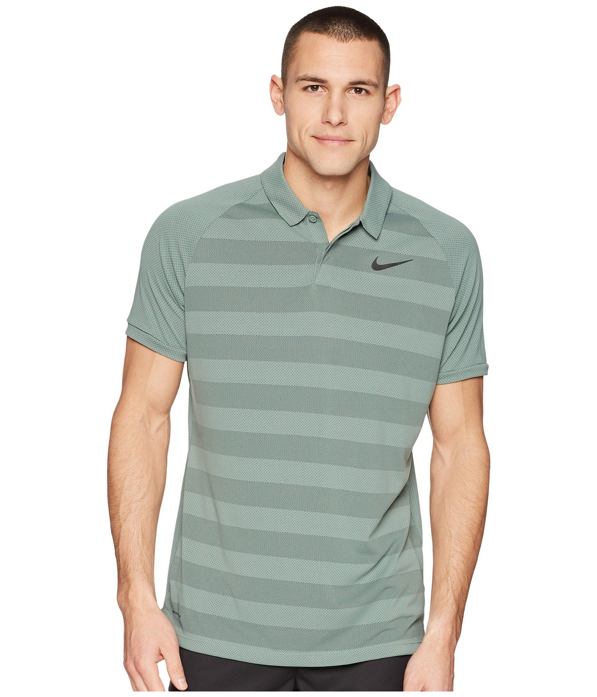 961b31f937 Nike Stripe Polo Shirt Mens | Top Mode Depot