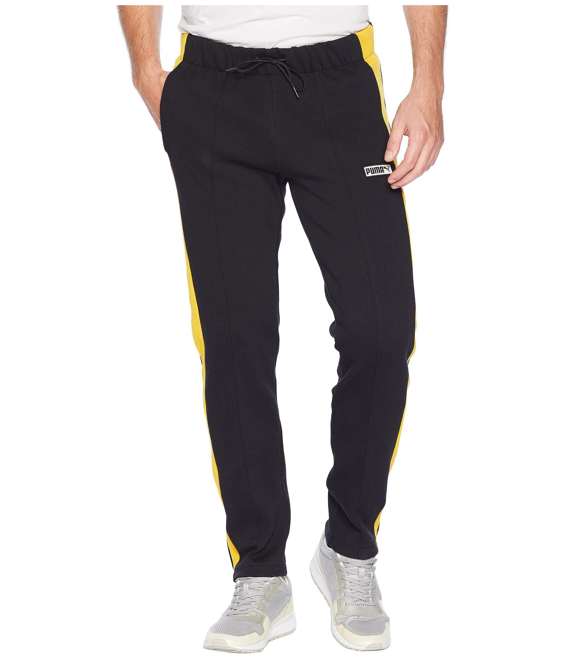 c4636b9e0c55 Lyst - PUMA Spezial T7 Track Pants in Black for Men - Save 49%
