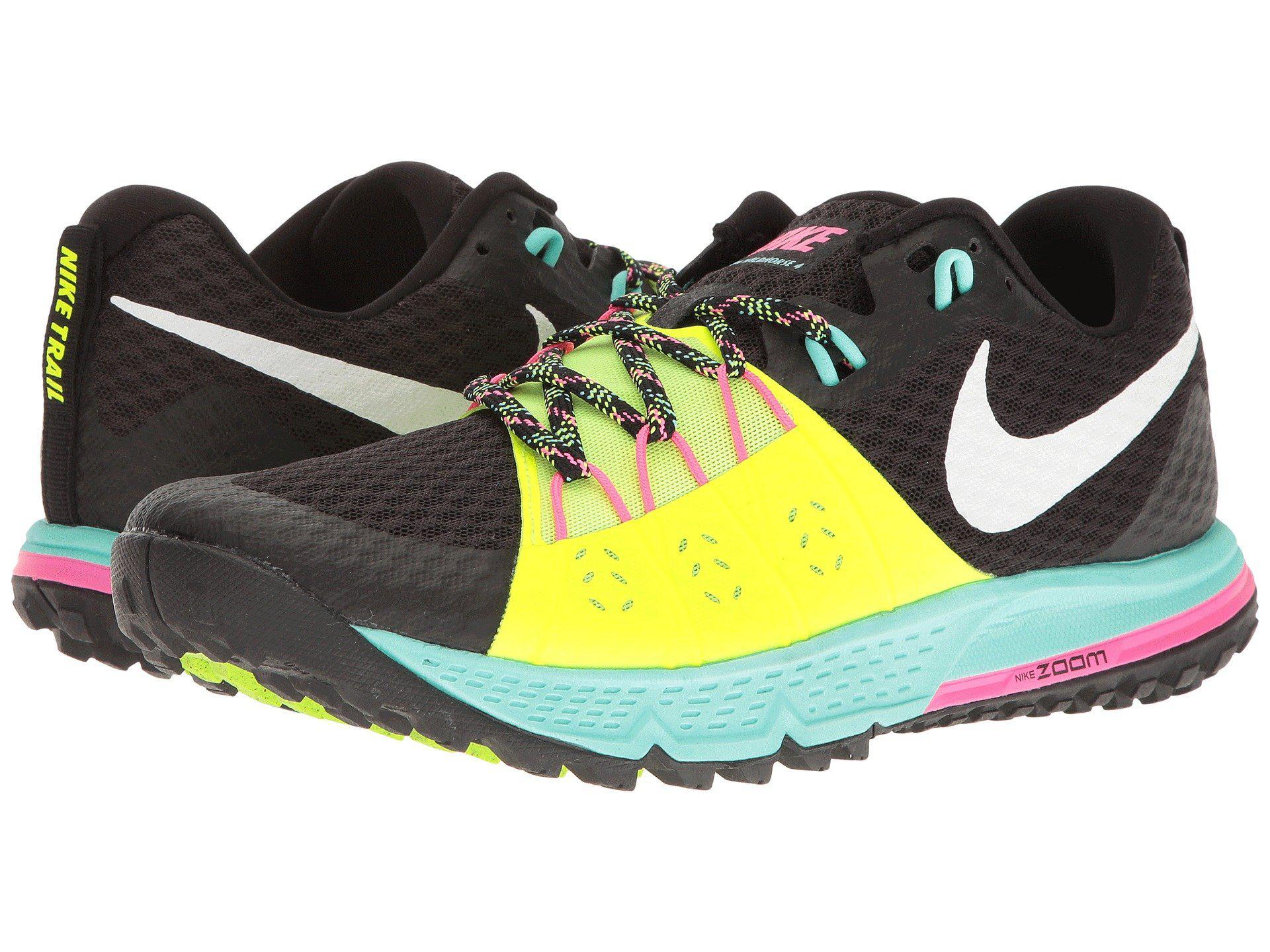 77d22c7232ee Lyst - Nike Air Zoom Wildhorse 4 in Yellow for Men