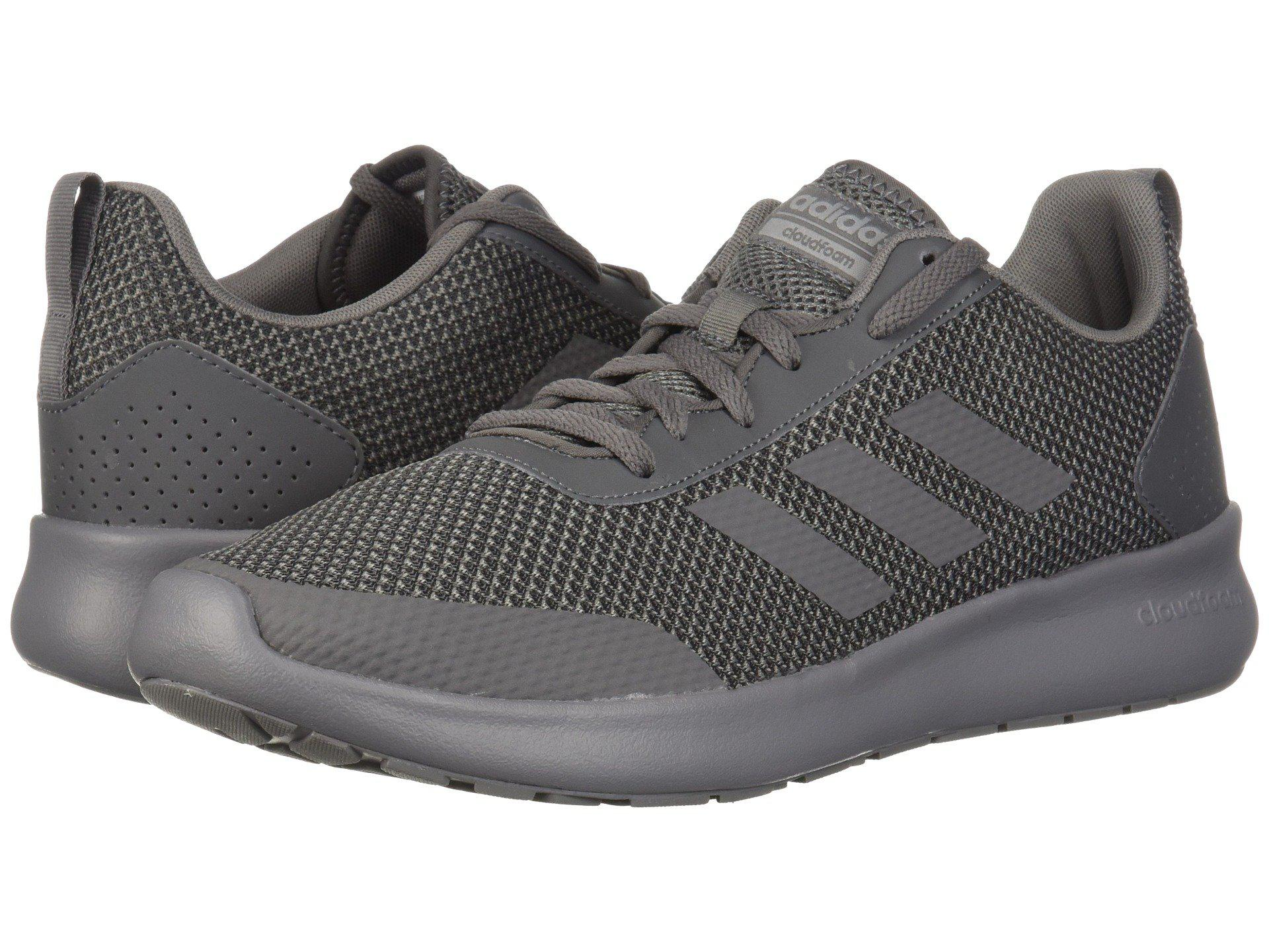 Lyst - adidas Cloudfoam Element Race in Gray for Men e8d3c095506e9