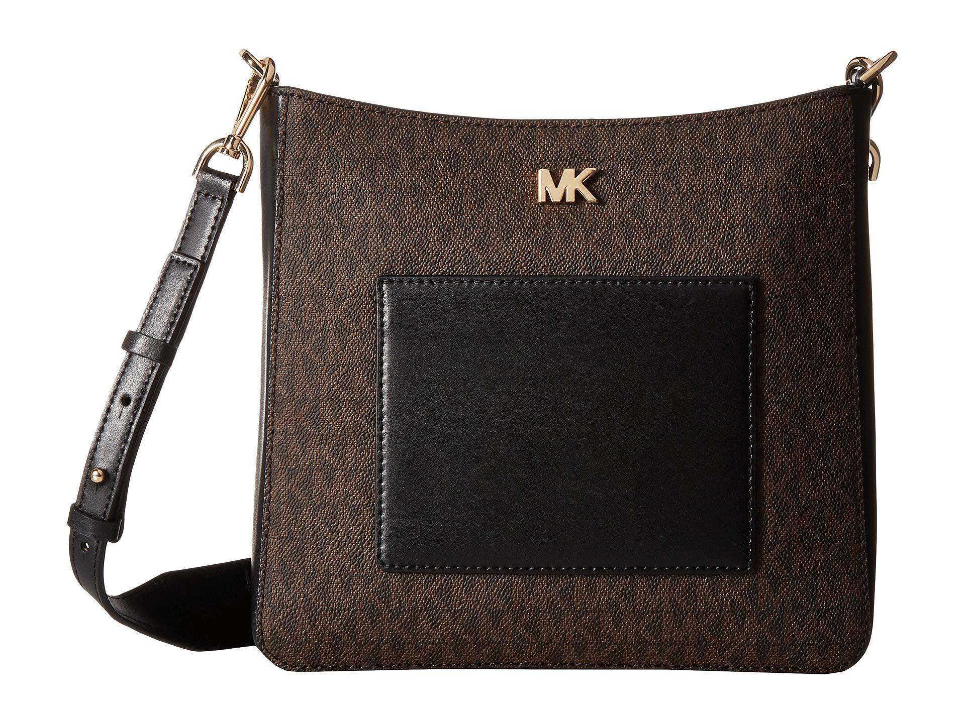 d03adc58e20d MICHAEL Michael Kors Gloria Pocket Swing Pack in Black - Save 4% - Lyst