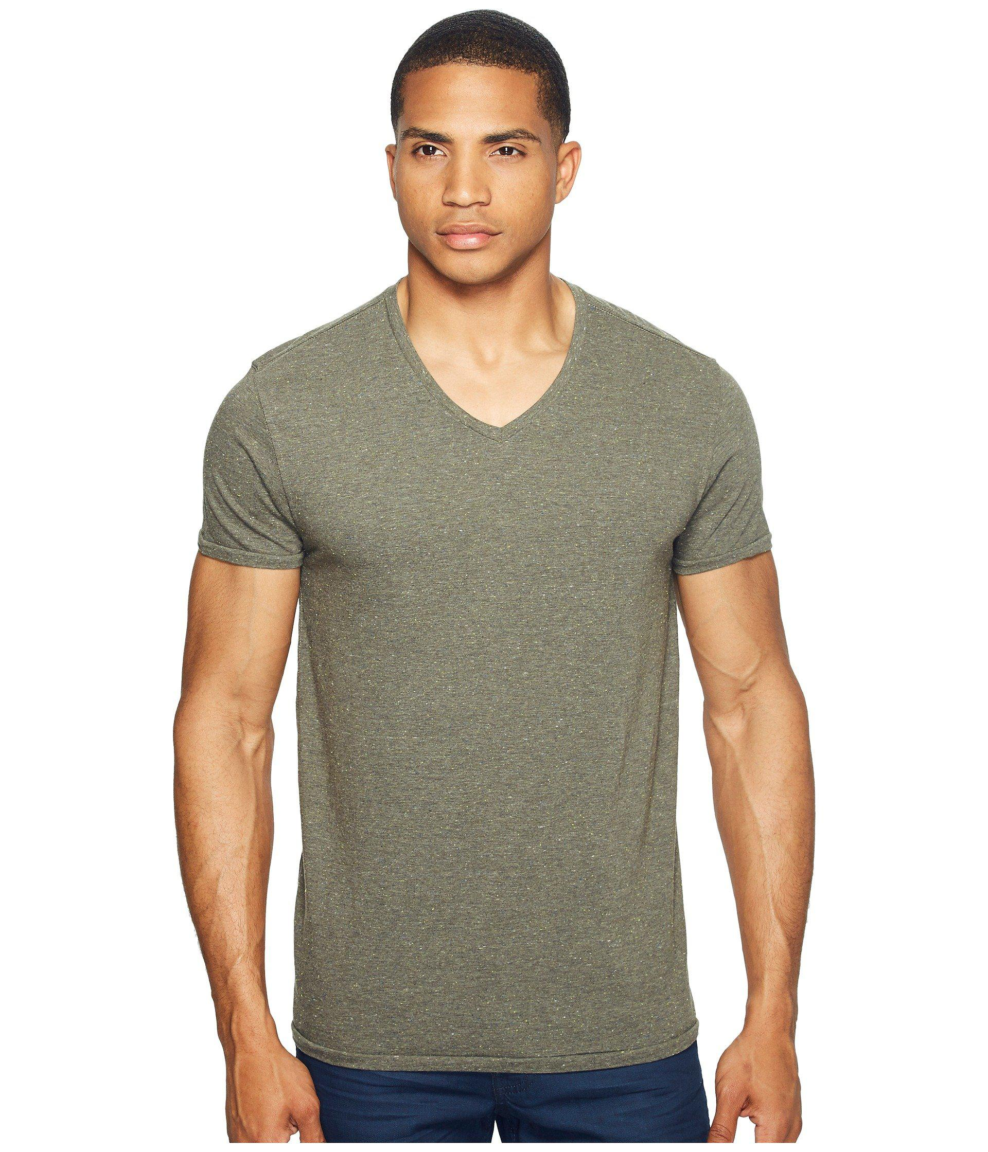 Cheap Pictures Mens Long Fit Crewneck Tee in Melange Jersey Quality T-Shirt Scotch & Soda Cheap Sale New Free Shipping Authentic K5mLfriNm