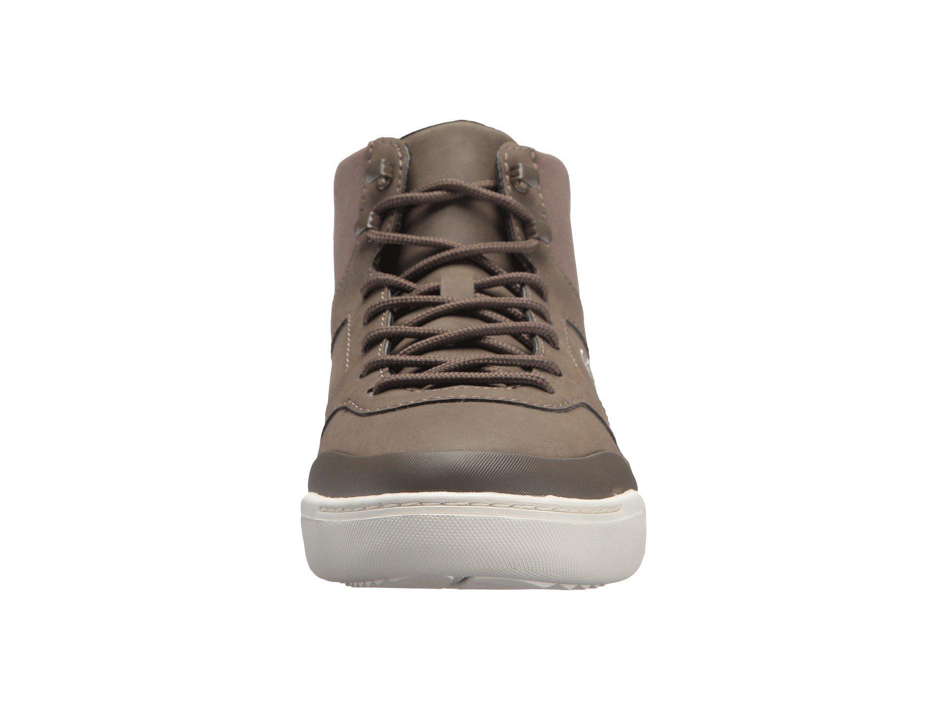EXPLORATEUR MID SPORT - Sneaker high - light khaki tPJdSqrl95