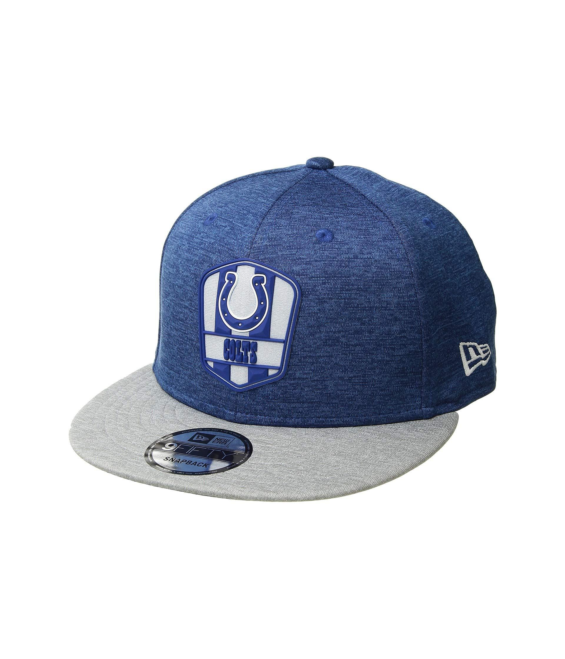 788ed9216bb Lyst - KTZ 9fifty Official Sideline Away Snapback - Indianapolis ...