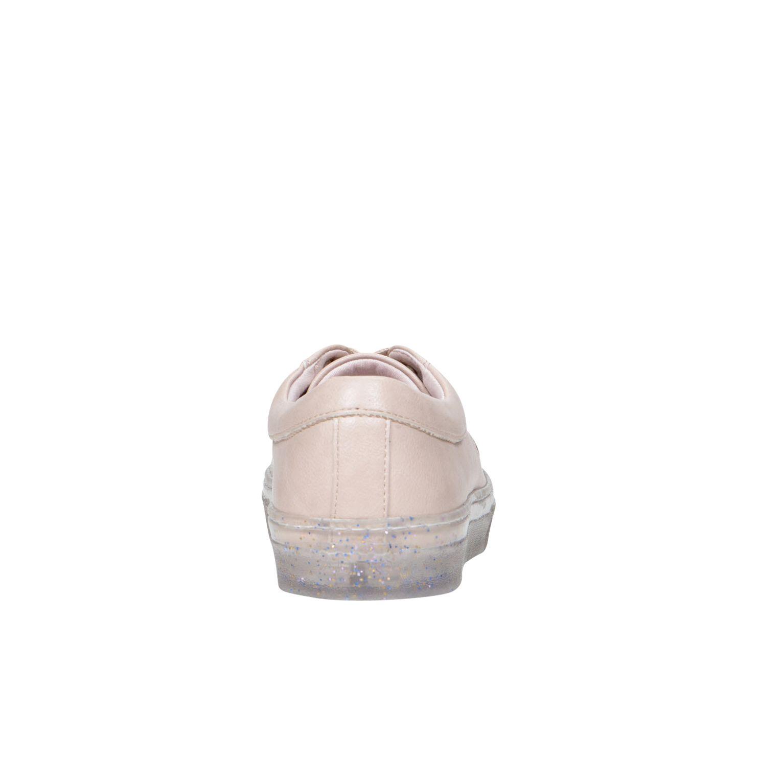 ALDO Legilini Lace Up Trainers in Bone (Pink)