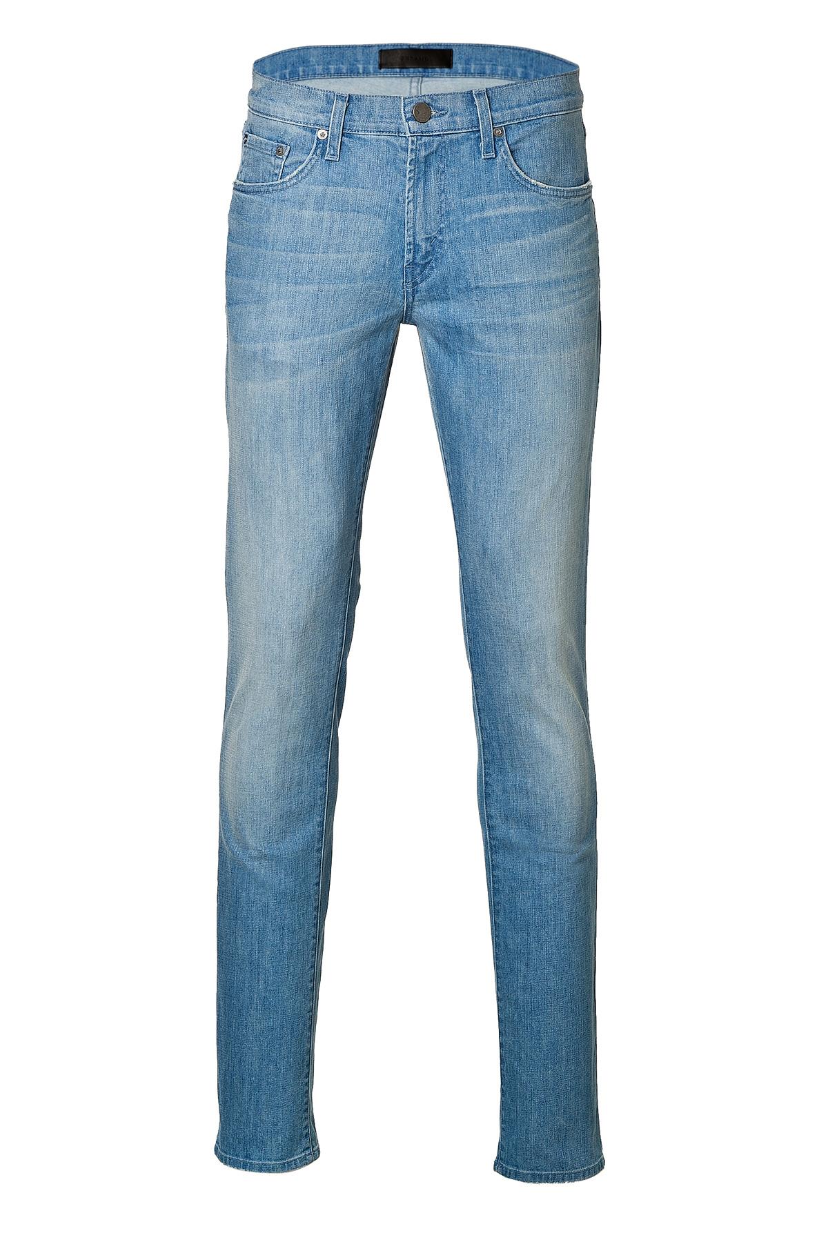 j brand slim jeans tyler in blue for men lyst. Black Bedroom Furniture Sets. Home Design Ideas