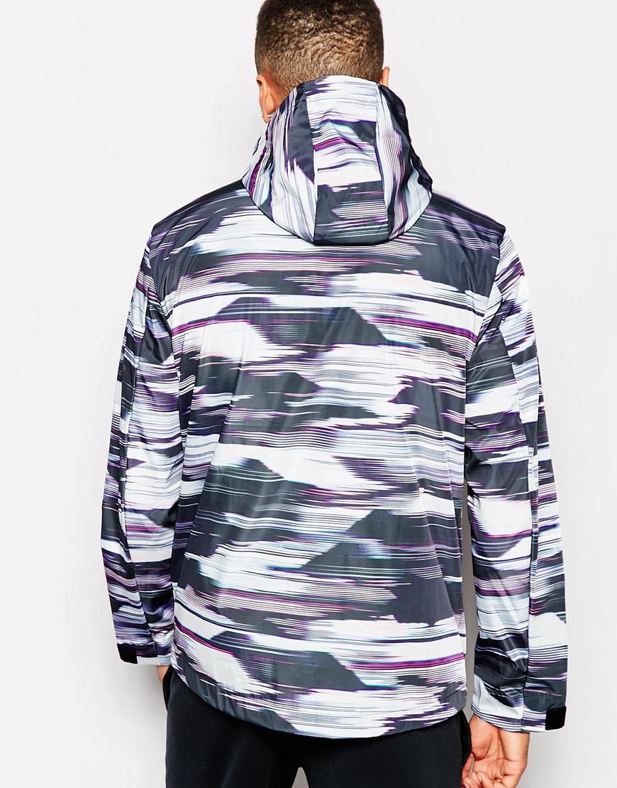 Lyst - Puma Evolution Windbreaker Jacket in White for Men