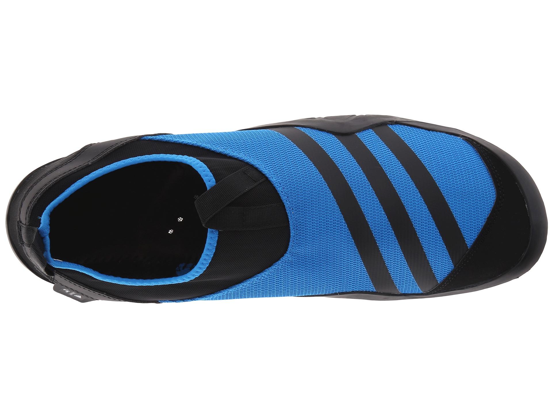 classic fit 7d651 75779 Men's Blue Climacool® Jawpaw Slip-on