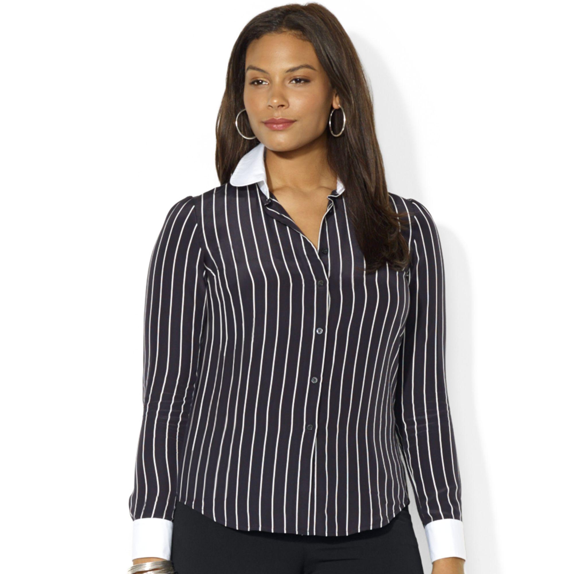 Ralph Lauren Polo Plus Size Clothing
