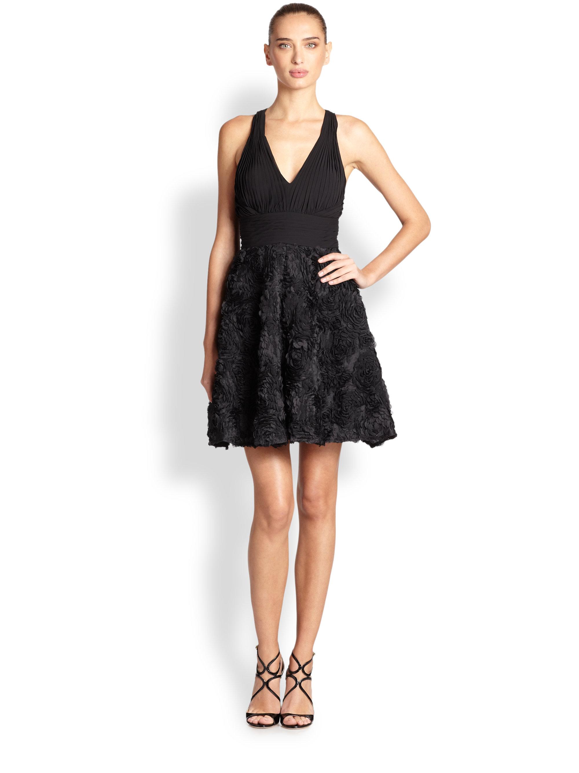 Aidan Mattox Black Dresses