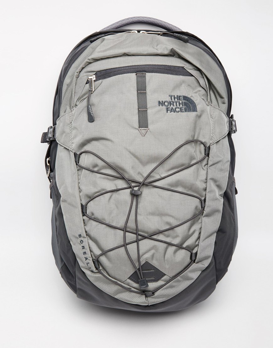 e31efdfee The North Face Gray Borealis Backpack for men