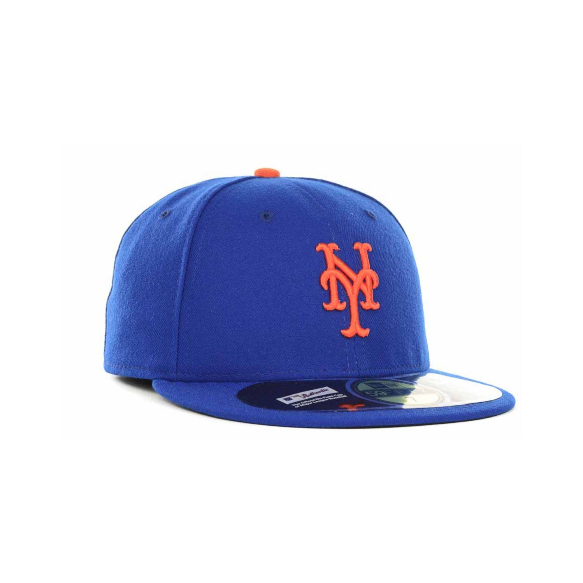 Lyst - KTZ New York Mets Mlb All Star Patch 59fifty Cap in Blue for Men e848e35cefb