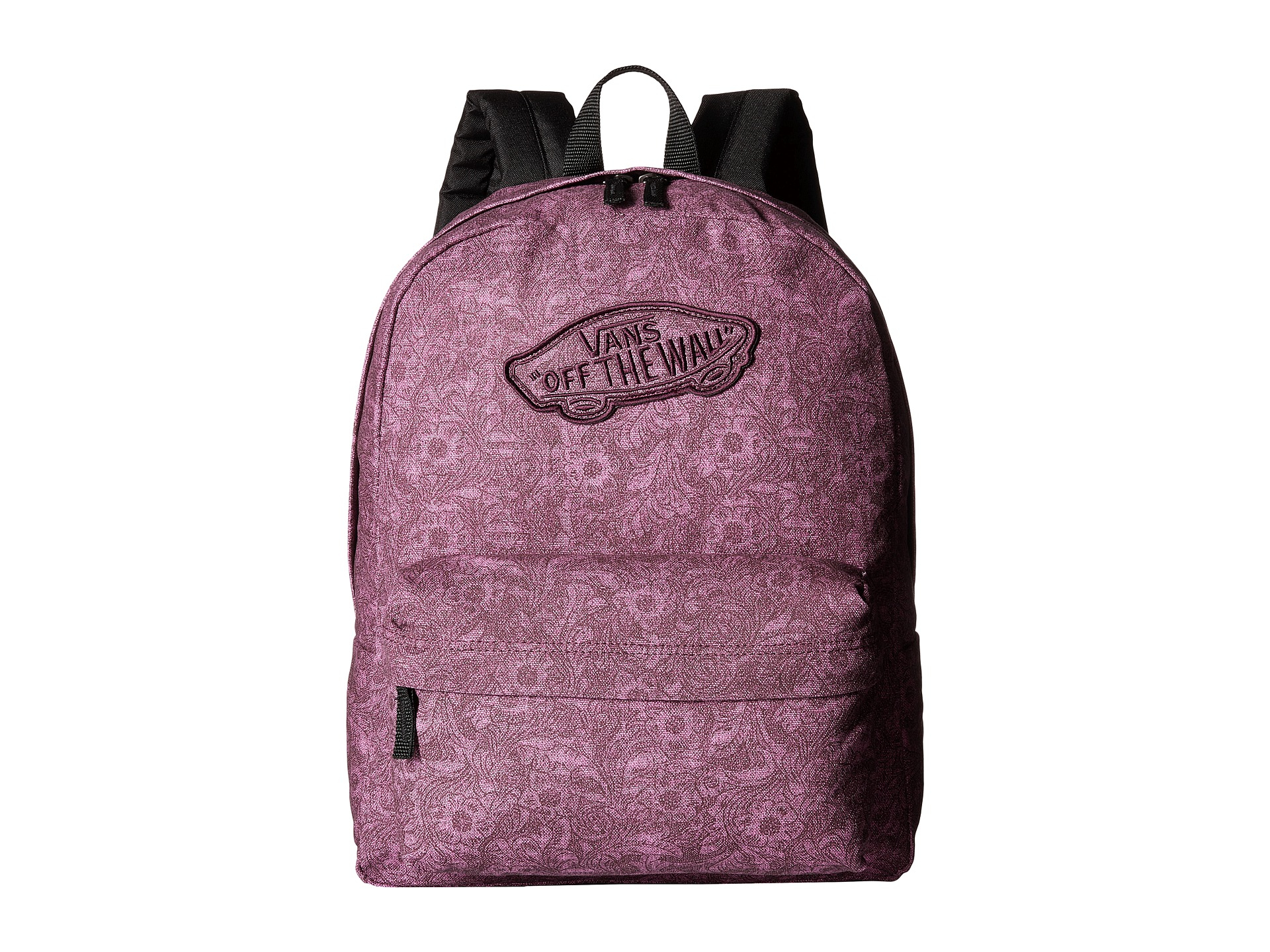 Lyst - Vans Realm Backpack in Purple