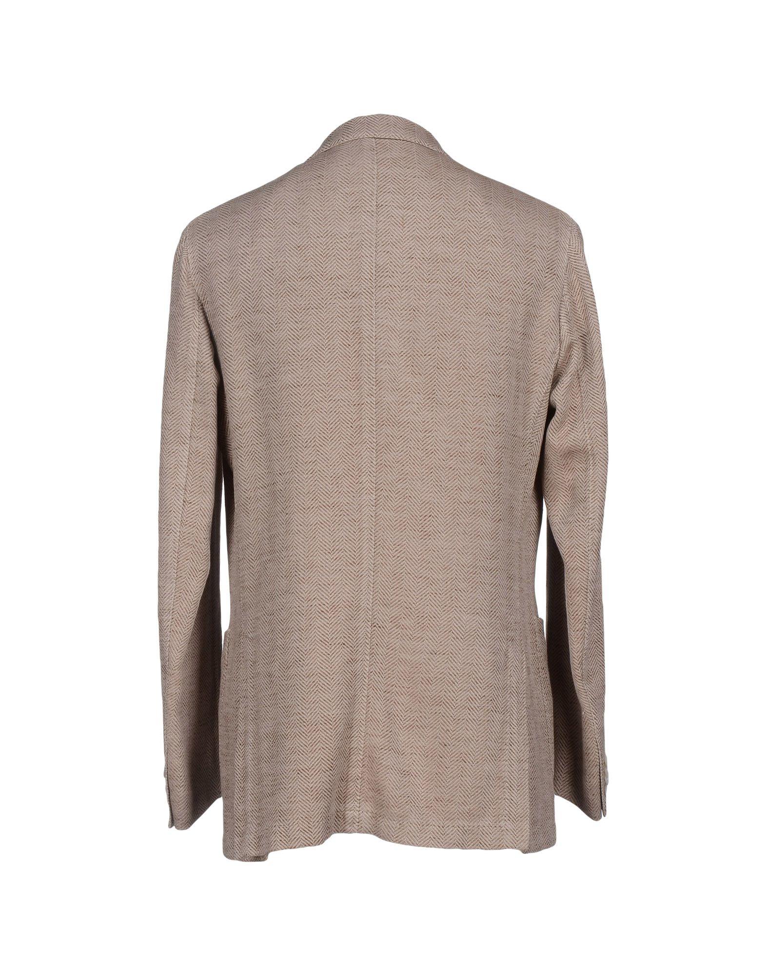 Boglioli Blazer In Gray For Men Lyst